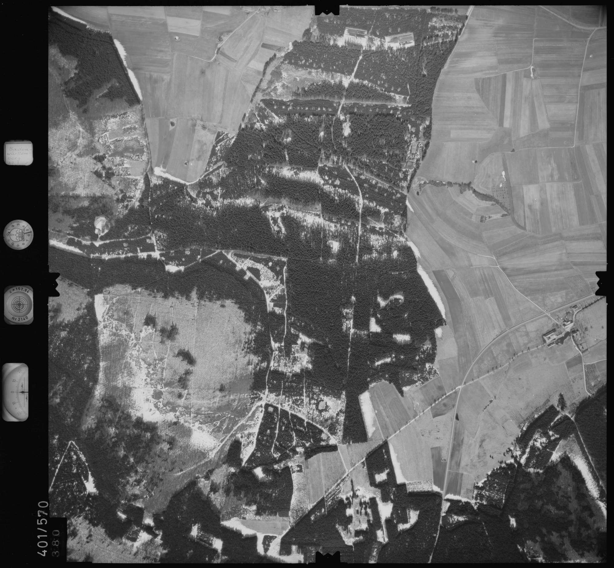 Luftbild: Film 10 Bildnr. 380, Bild 1