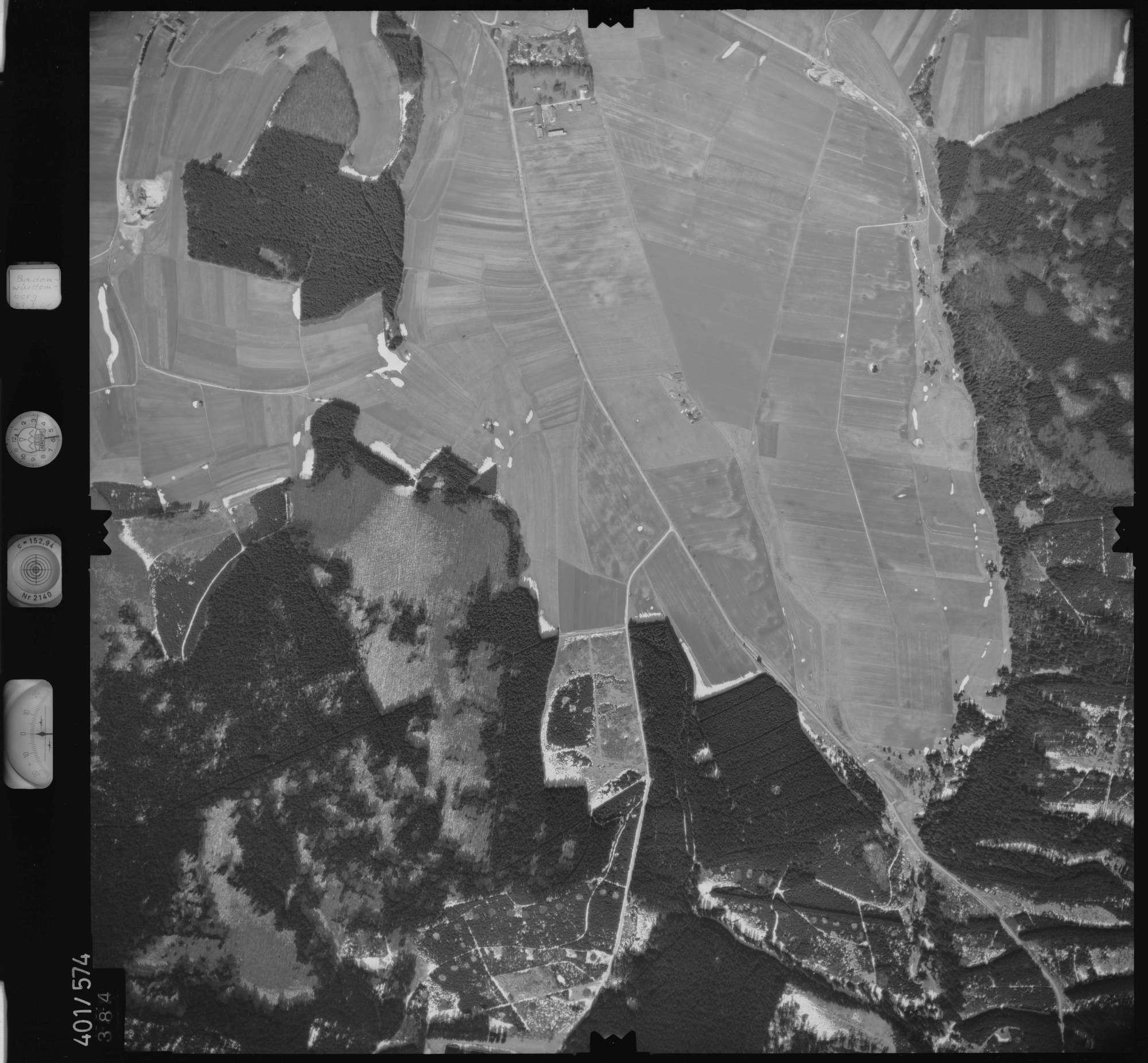 Luftbild: Film 10 Bildnr. 384, Bild 1