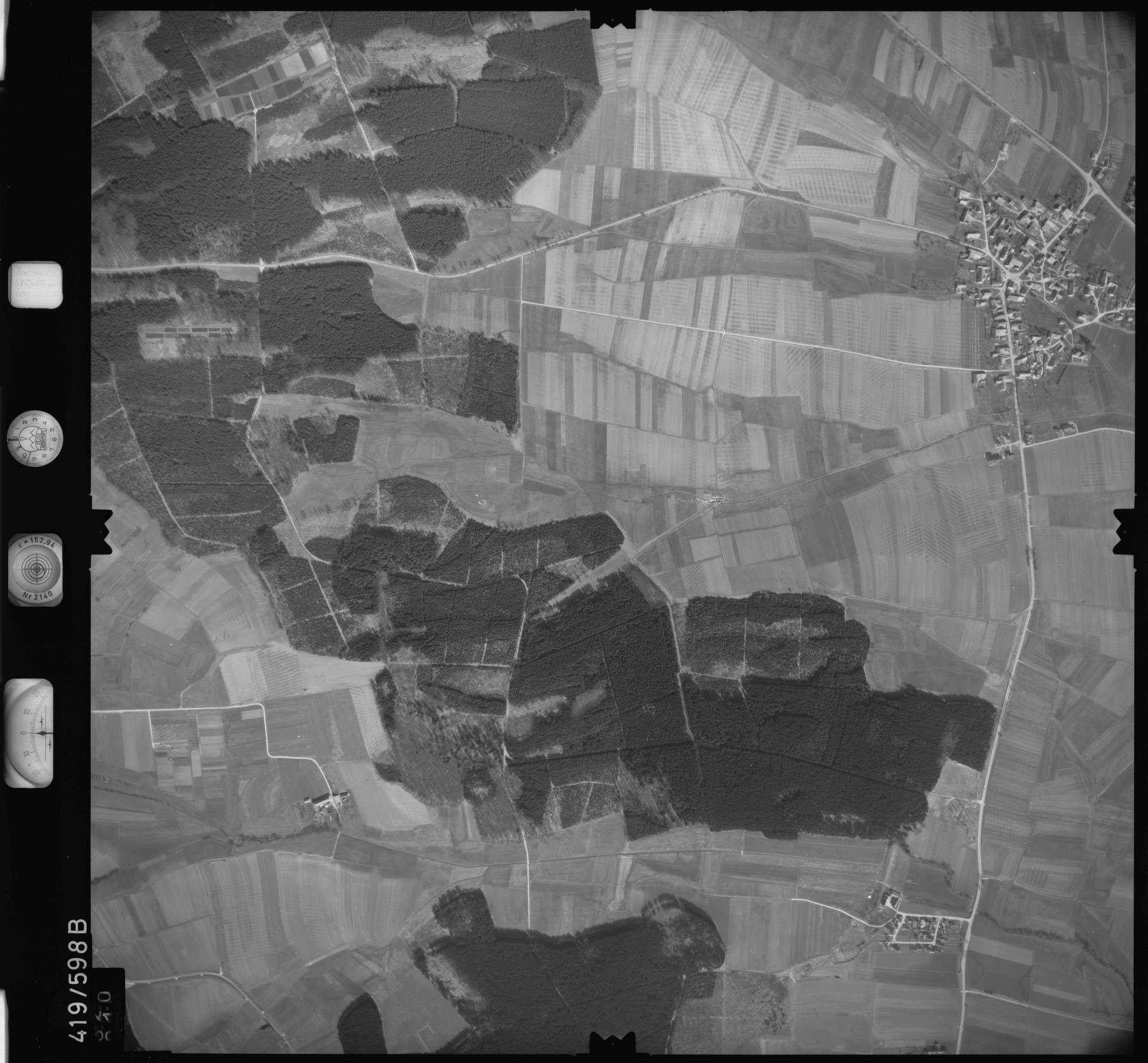 Luftbild: Film 6 Bildnr. 320, Bild 1
