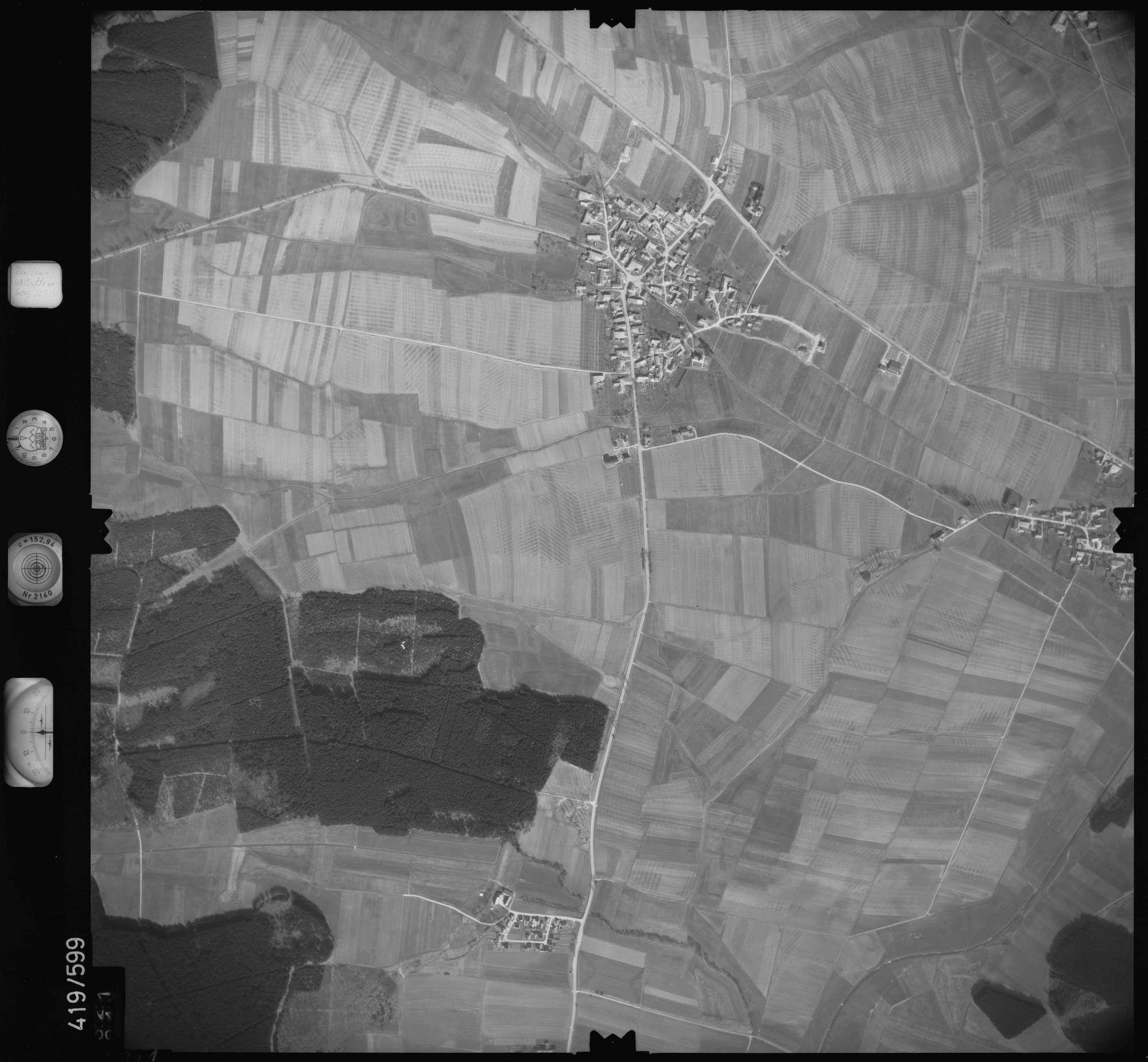 Luftbild: Film 6 Bildnr. 321, Bild 1