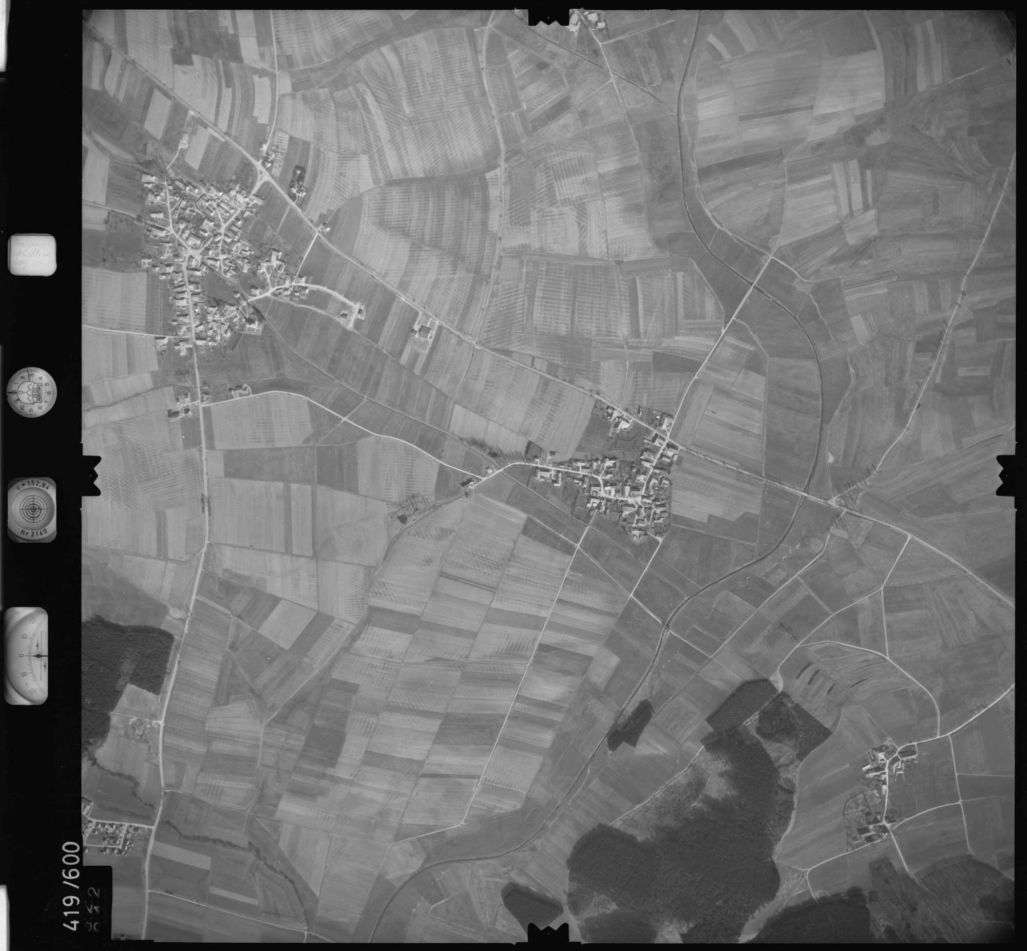 Luftbild: Film 6 Bildnr. 322, Bild 1