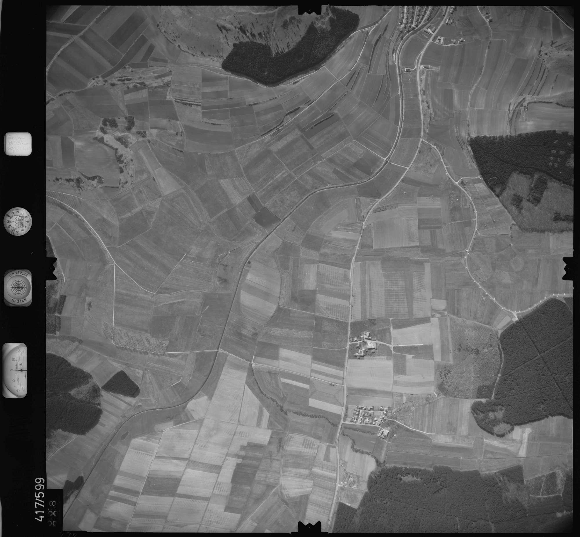 Luftbild: Film 6 Bildnr. 338, Bild 1