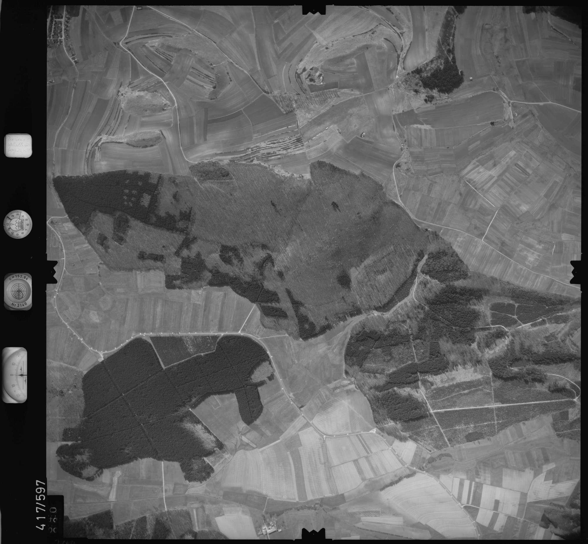 Luftbild: Film 6 Bildnr. 340, Bild 1