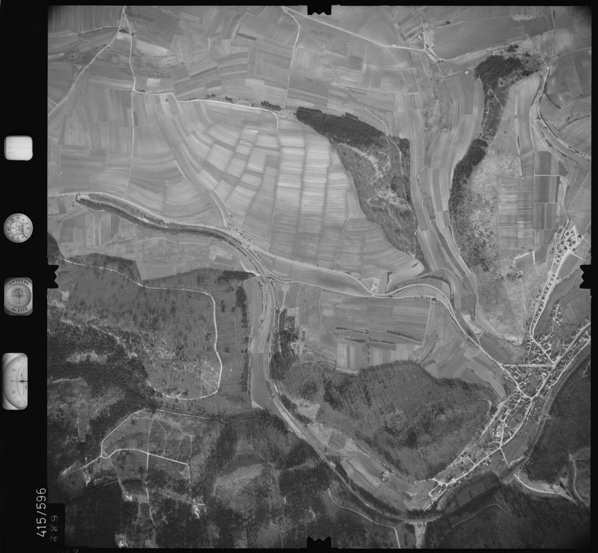 Luftbild: Film 6 Bildnr. 469, Bild 1