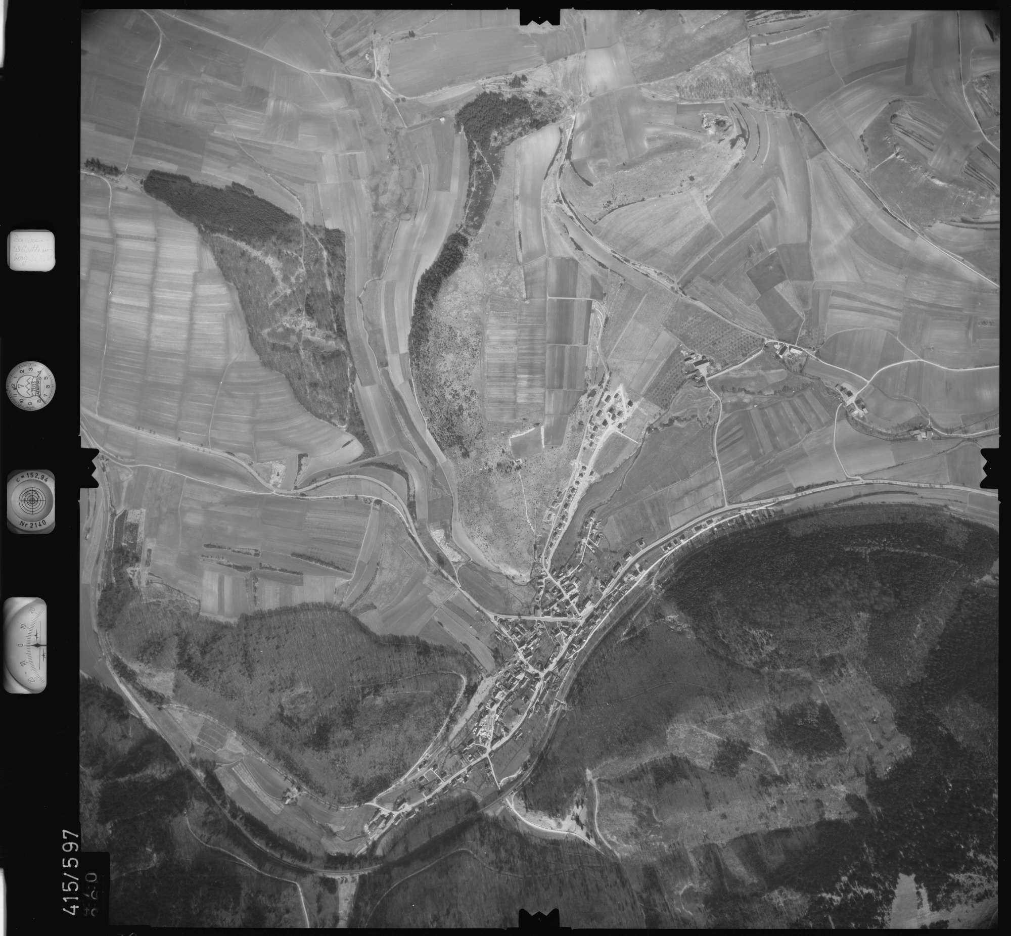 Luftbild: Film 6 Bildnr. 470, Bild 1