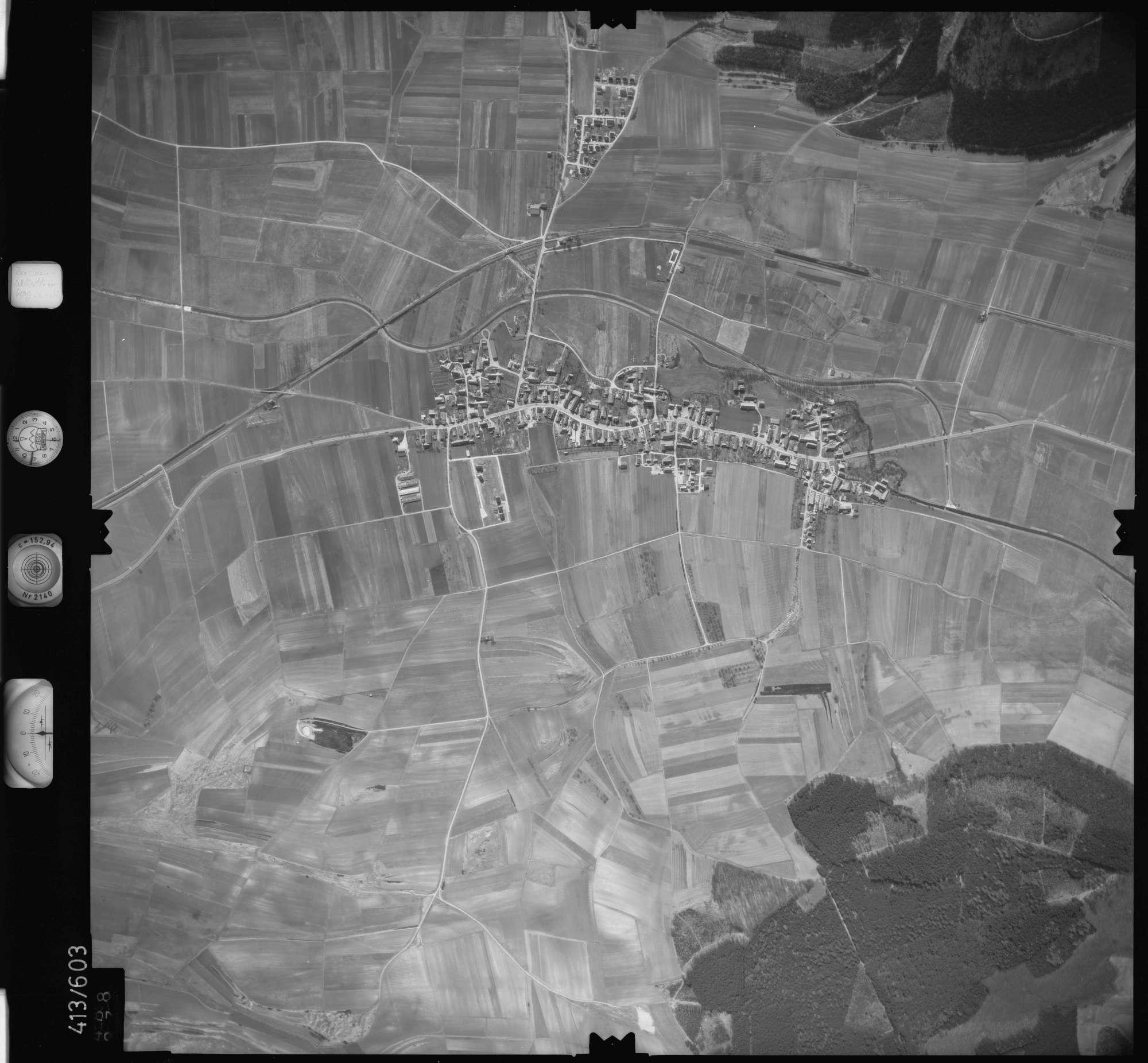 Luftbild: Film 6 Bildnr. 488, Bild 1