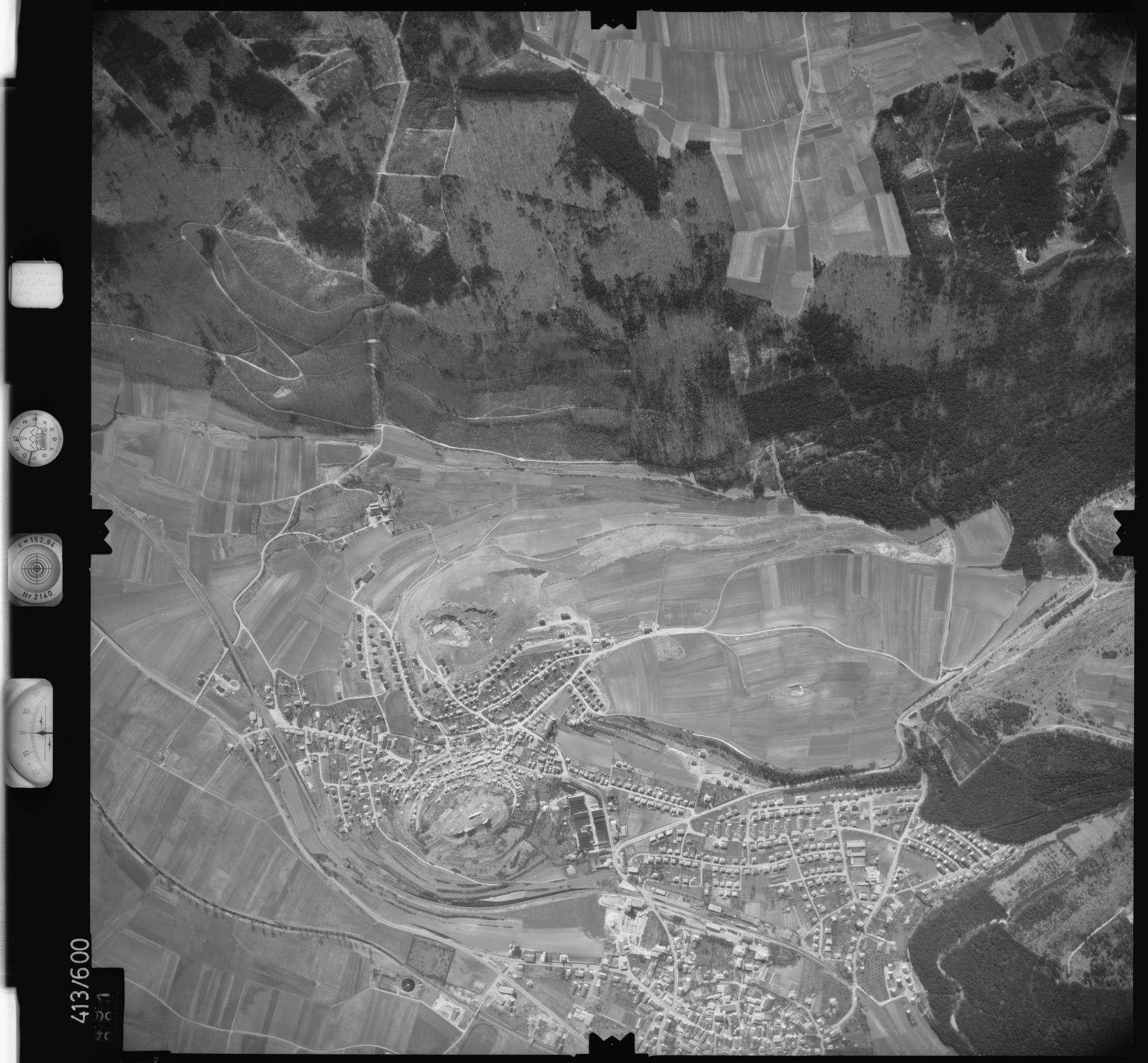 Luftbild: Film 6 Bildnr. 491, Bild 1