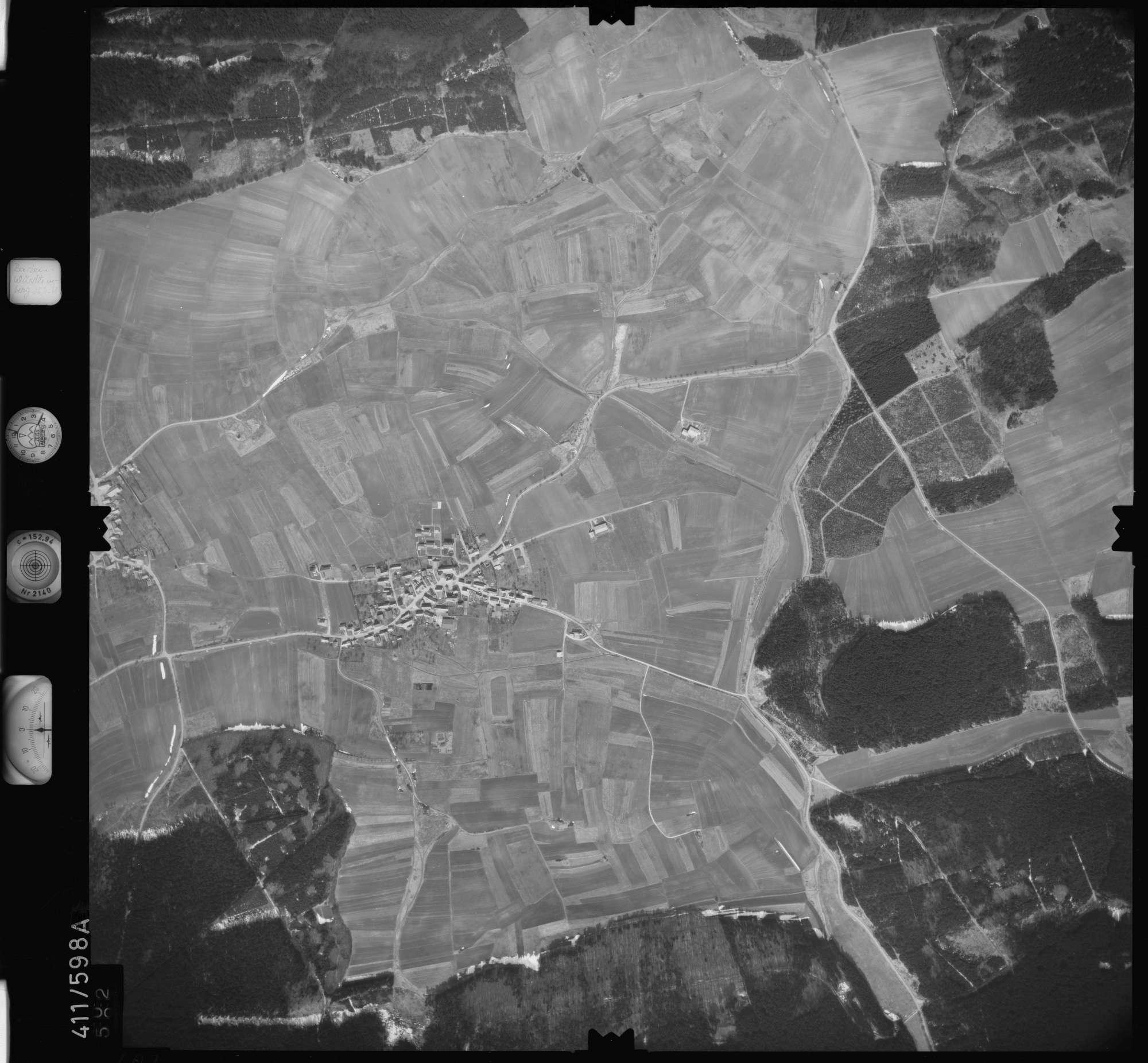 Luftbild: Film 7 Bildnr. 602, Bild 1