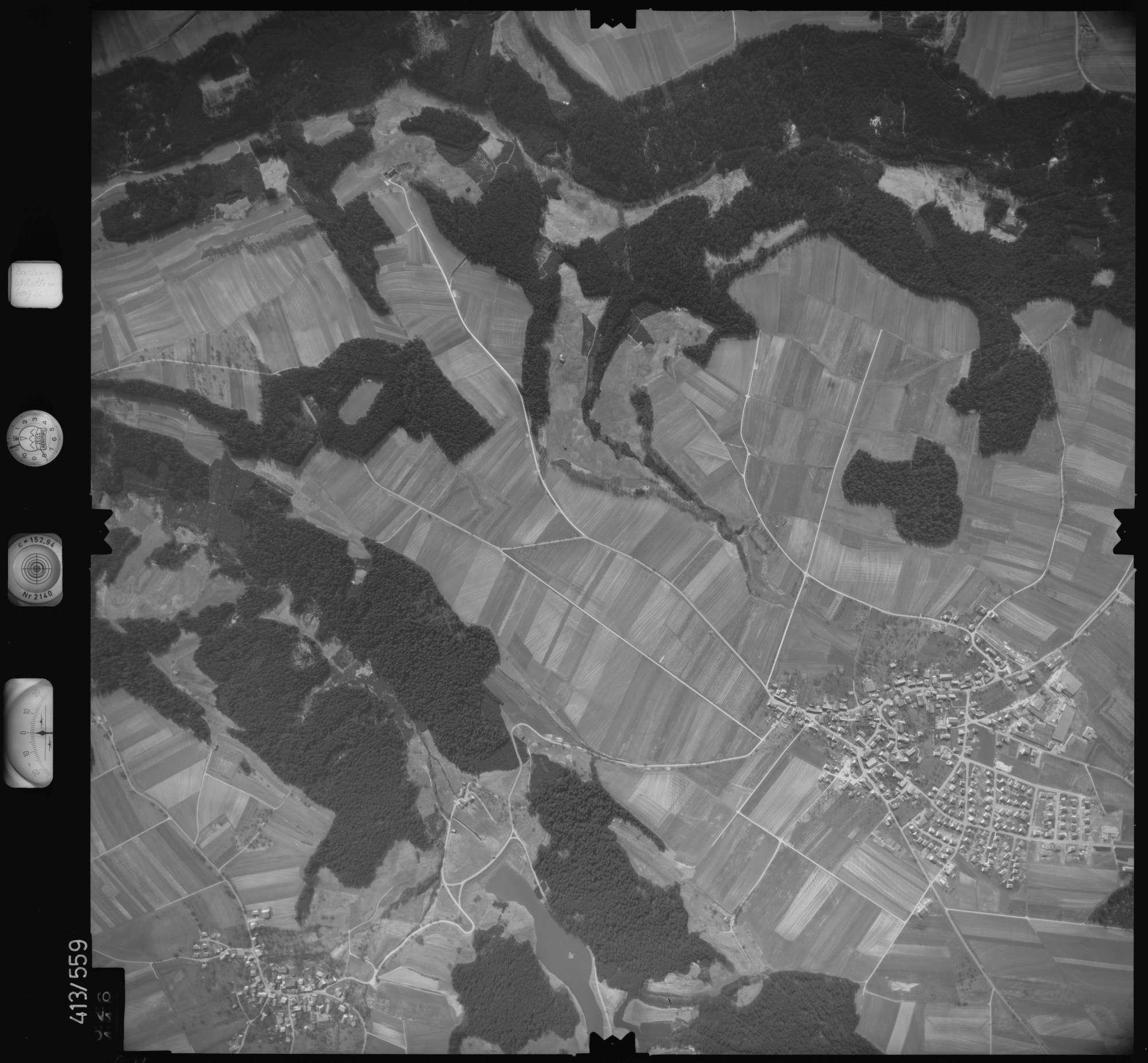Luftbild: Film 6 Bildnr. 526, Bild 1