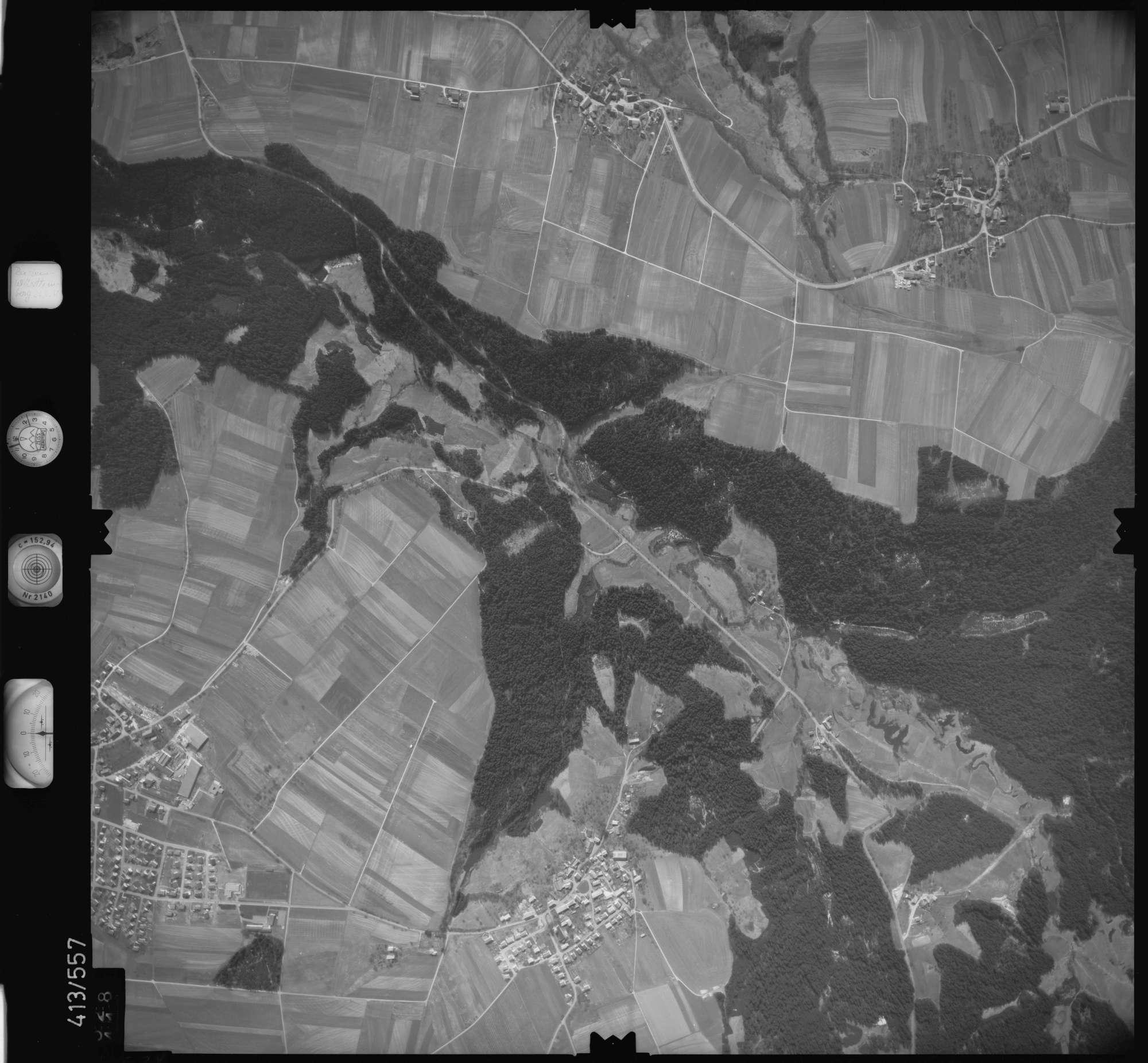 Luftbild: Film 6 Bildnr. 528, Bild 1