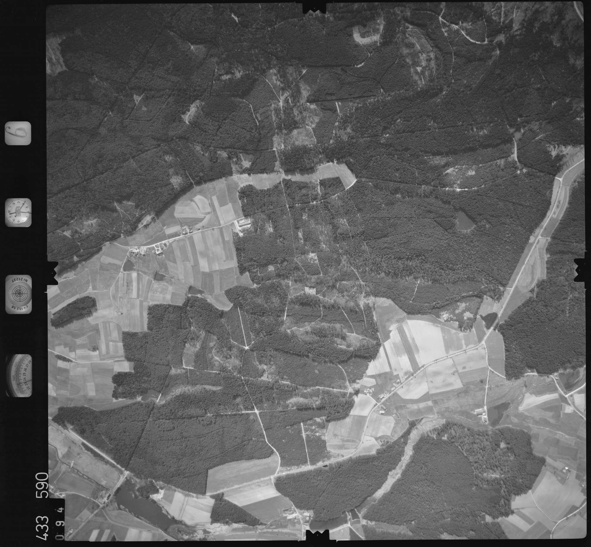 Luftbild: Film 6 Bildnr. 94, Bild 1