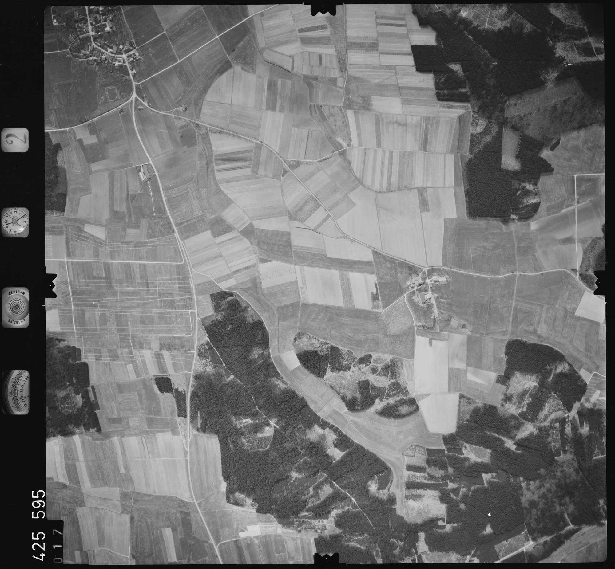 Luftbild: Film 2 Bildnr. 17, Bild 1