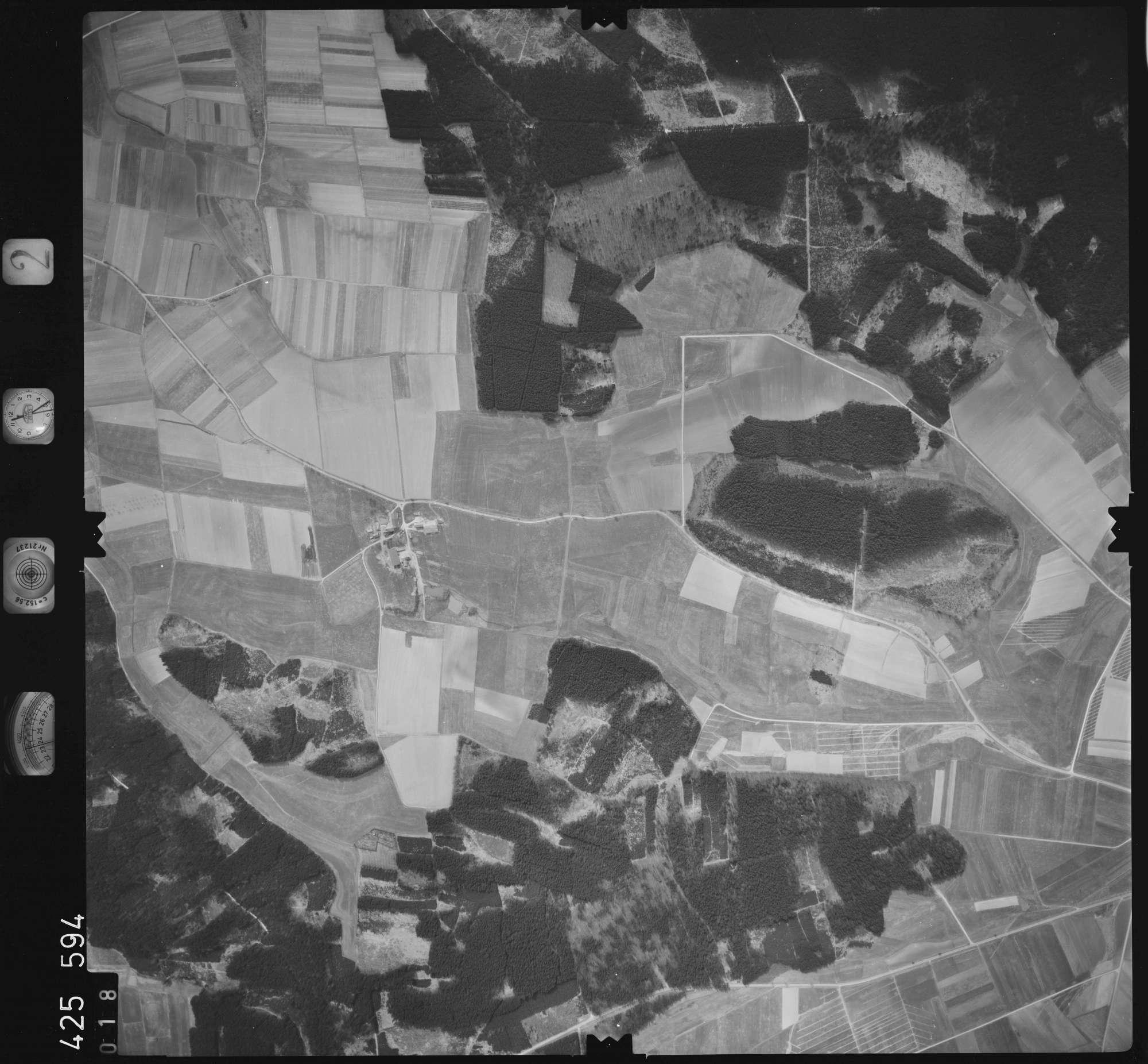 Luftbild: Film 2 Bildnr. 18, Bild 1