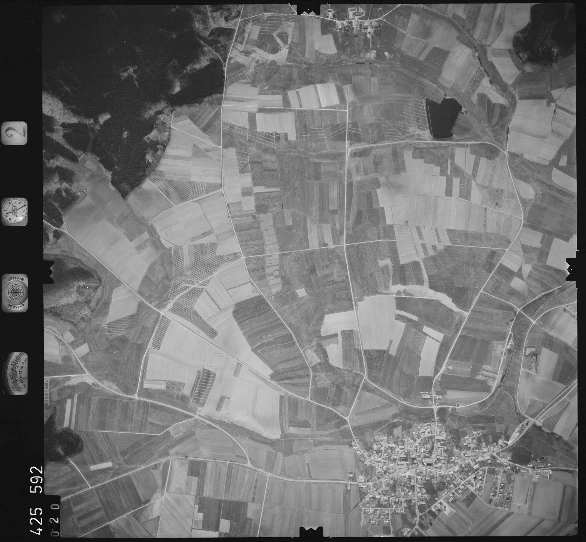 Luftbild: Film 2 Bildnr. 20, Bild 1