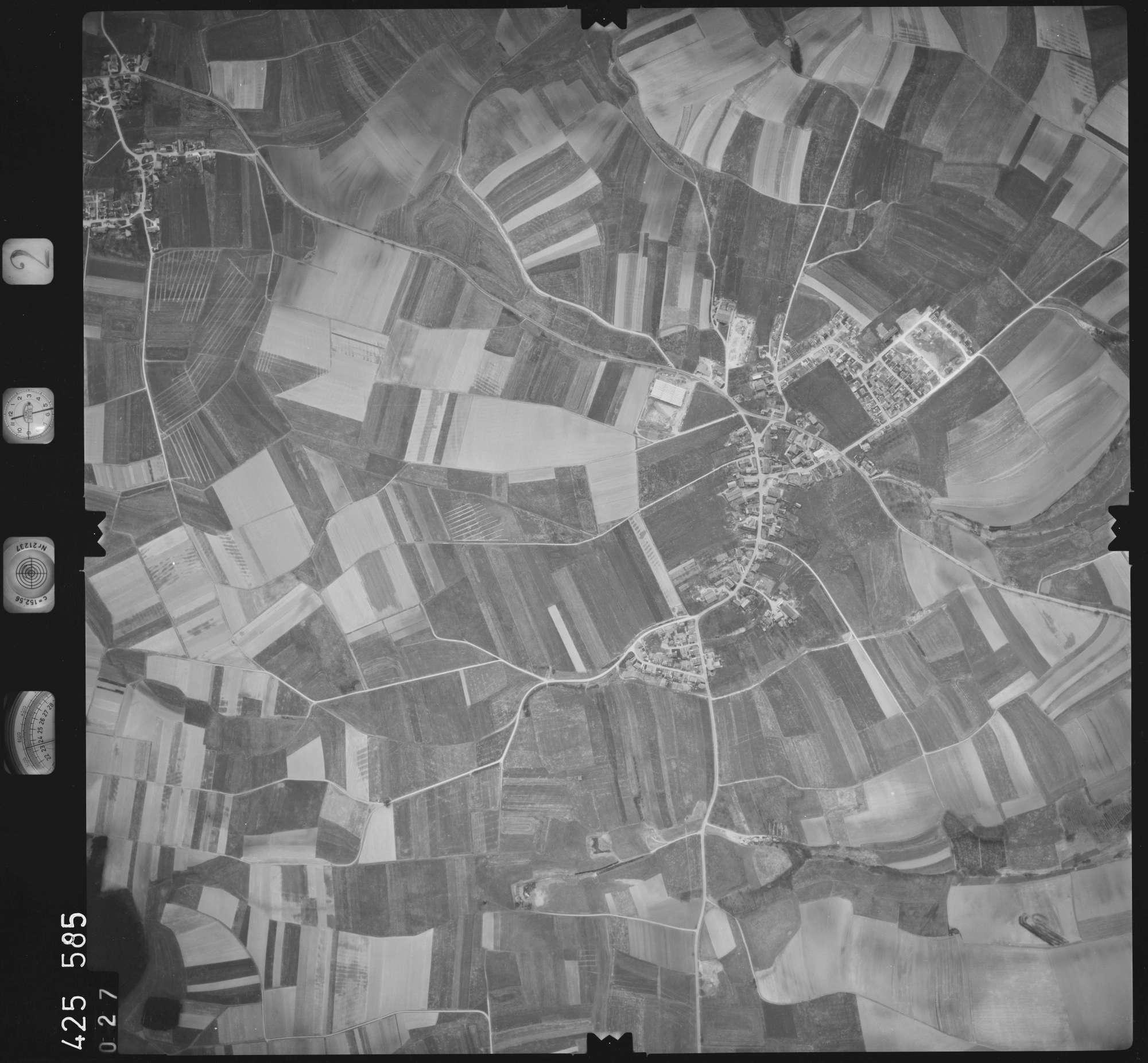Luftbild: Film 2 Bildnr. 27, Bild 1