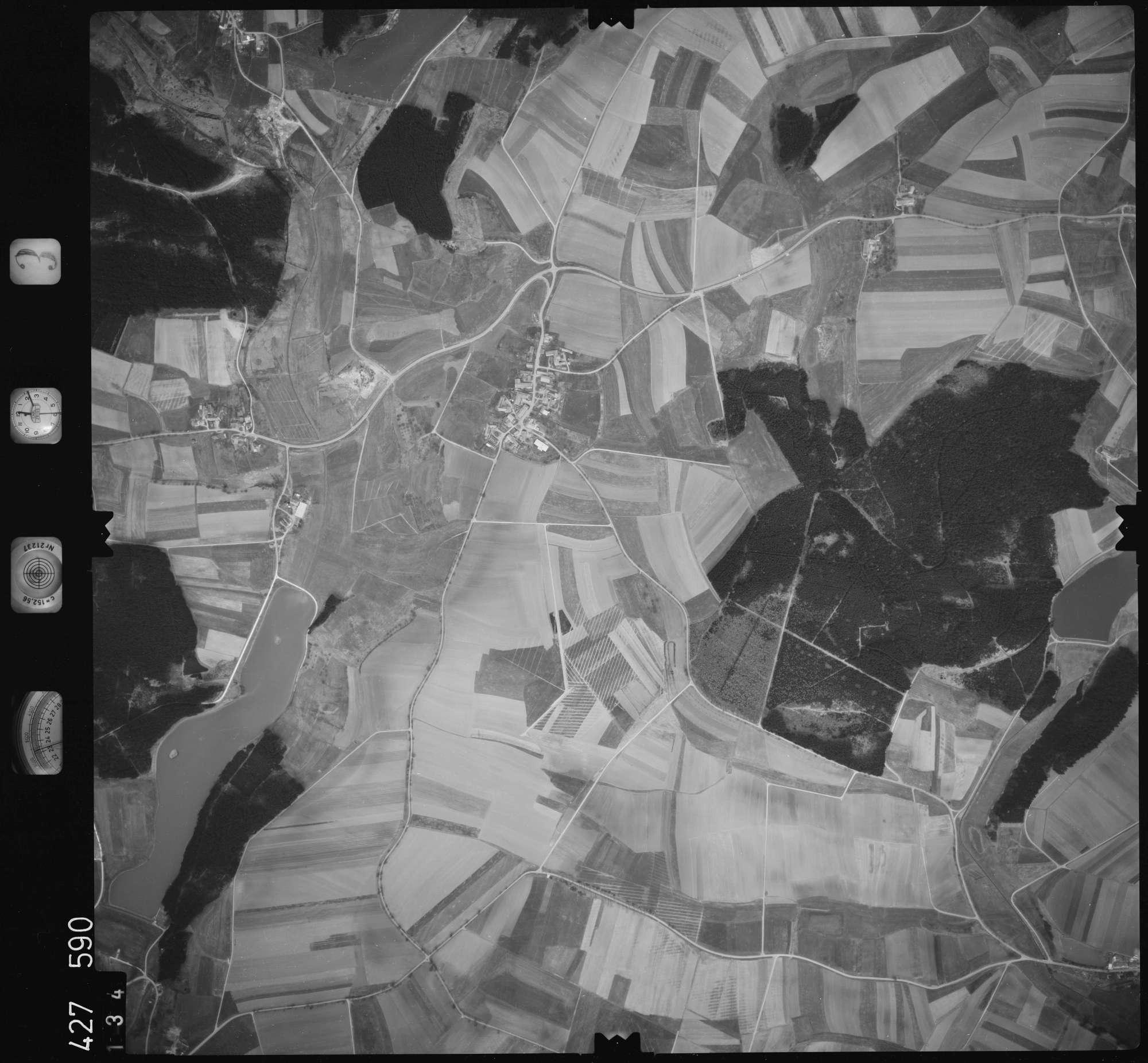 Luftbild: Film 3 Bildnr. 134, Bild 1