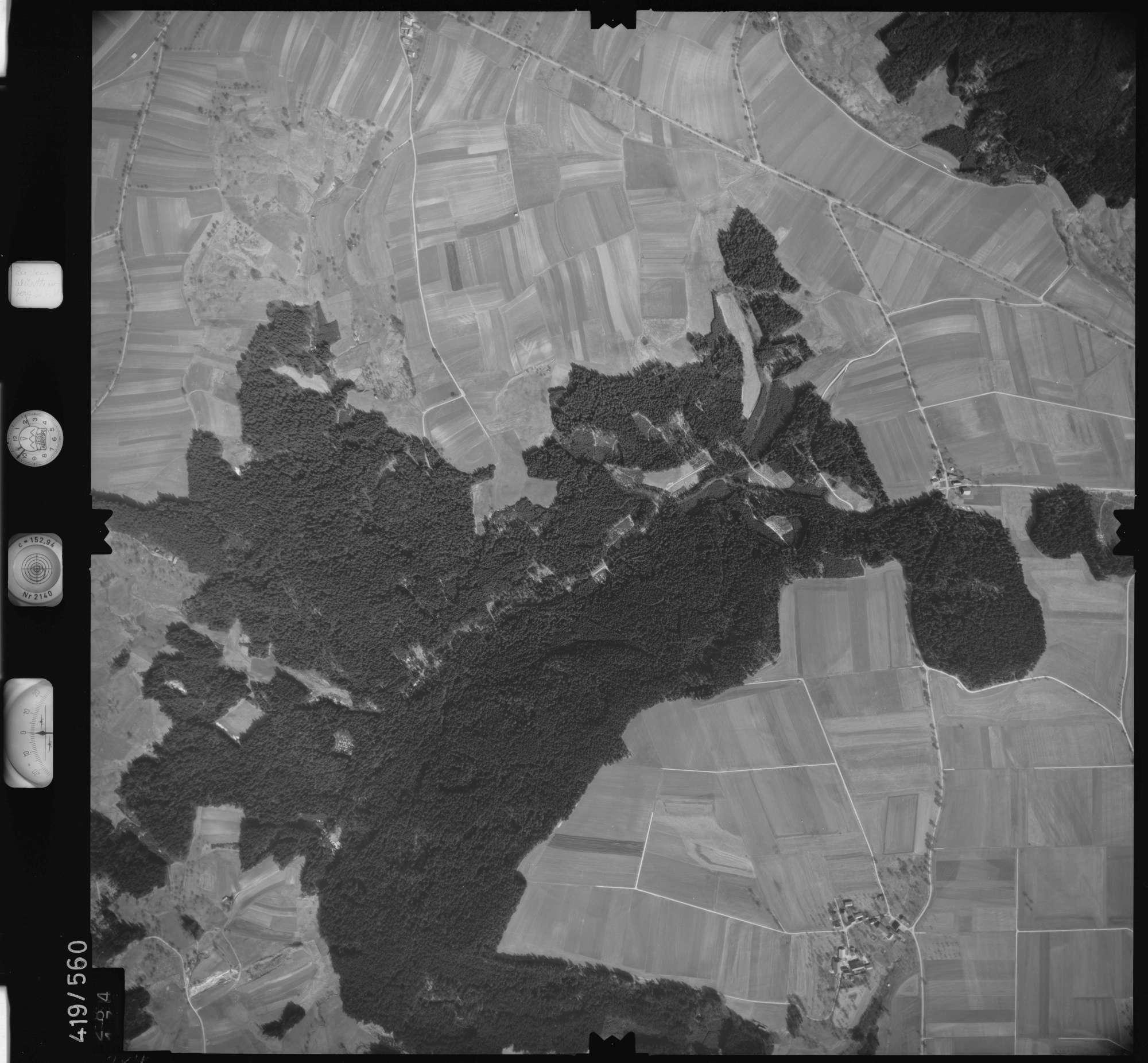 Luftbild: Film 6 Bildnr. 284, Bild 1
