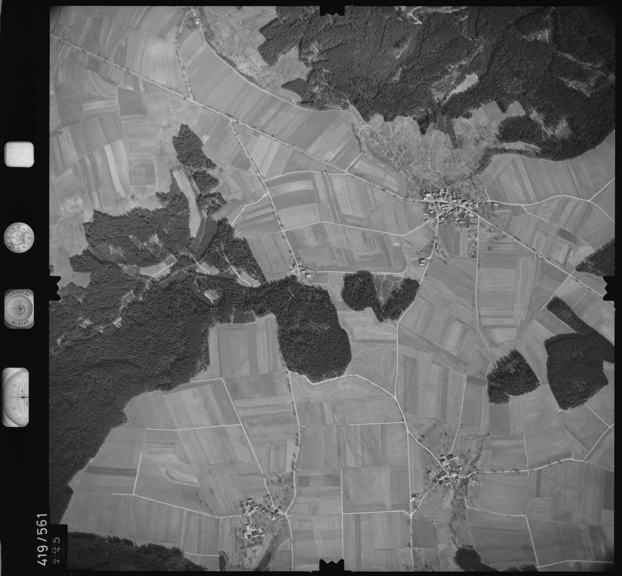 Luftbild: Film 6 Bildnr. 285, Bild 1