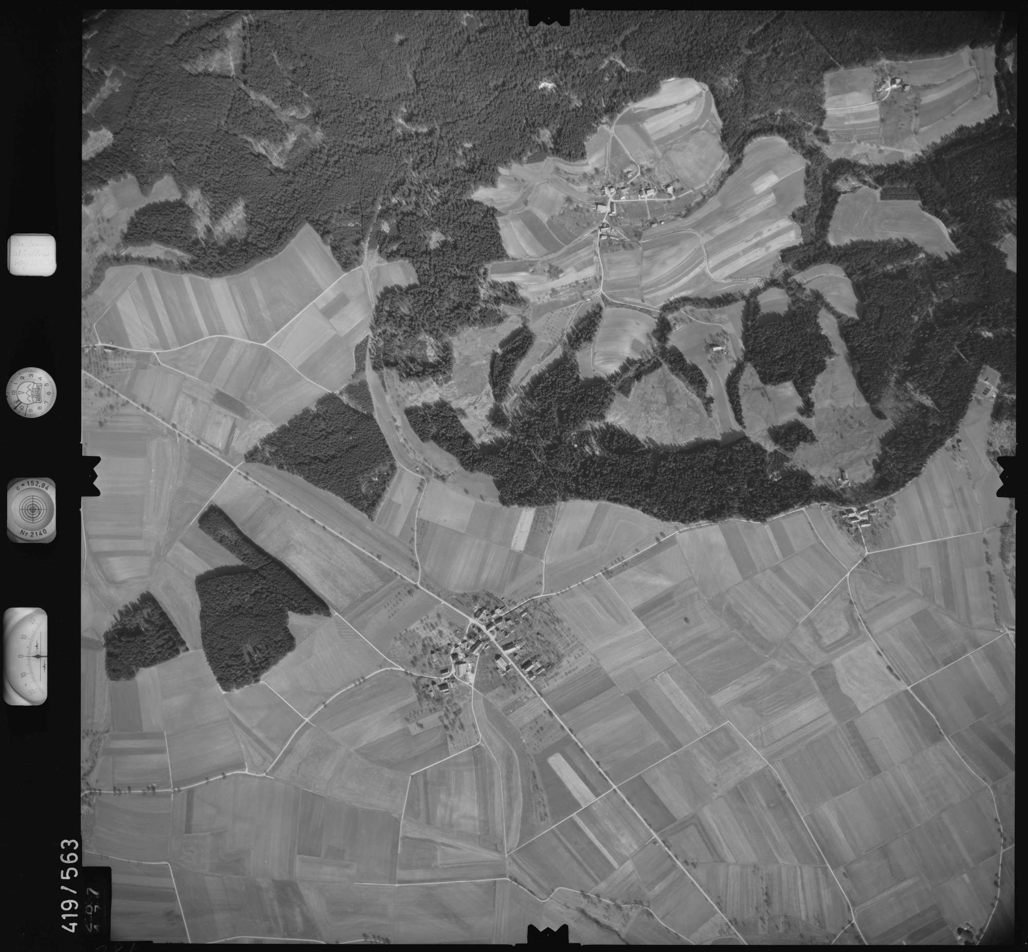 Luftbild: Film 6 Bildnr. 287, Bild 1