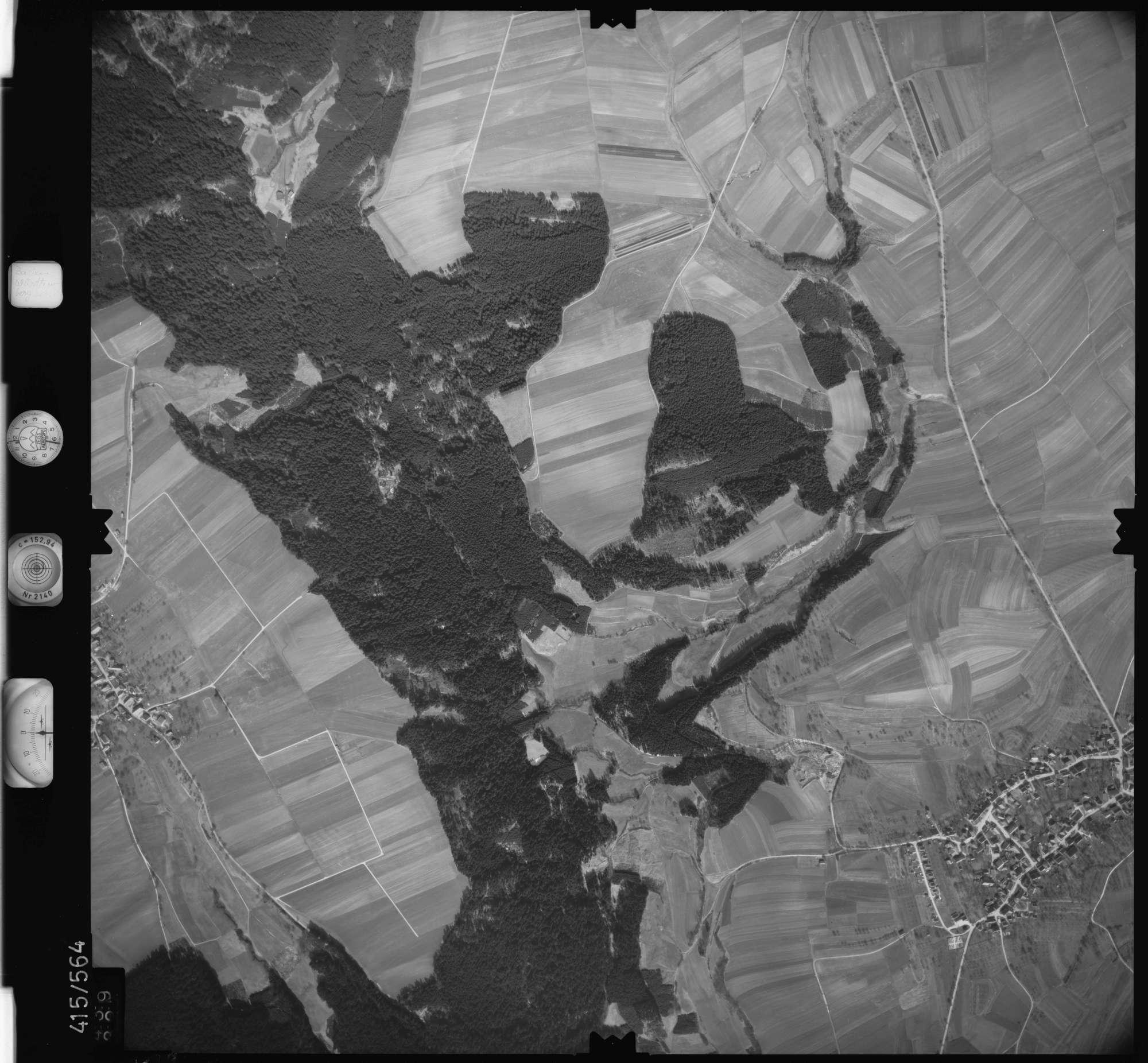 Luftbild: Film 6 Bildnr. 439, Bild 1