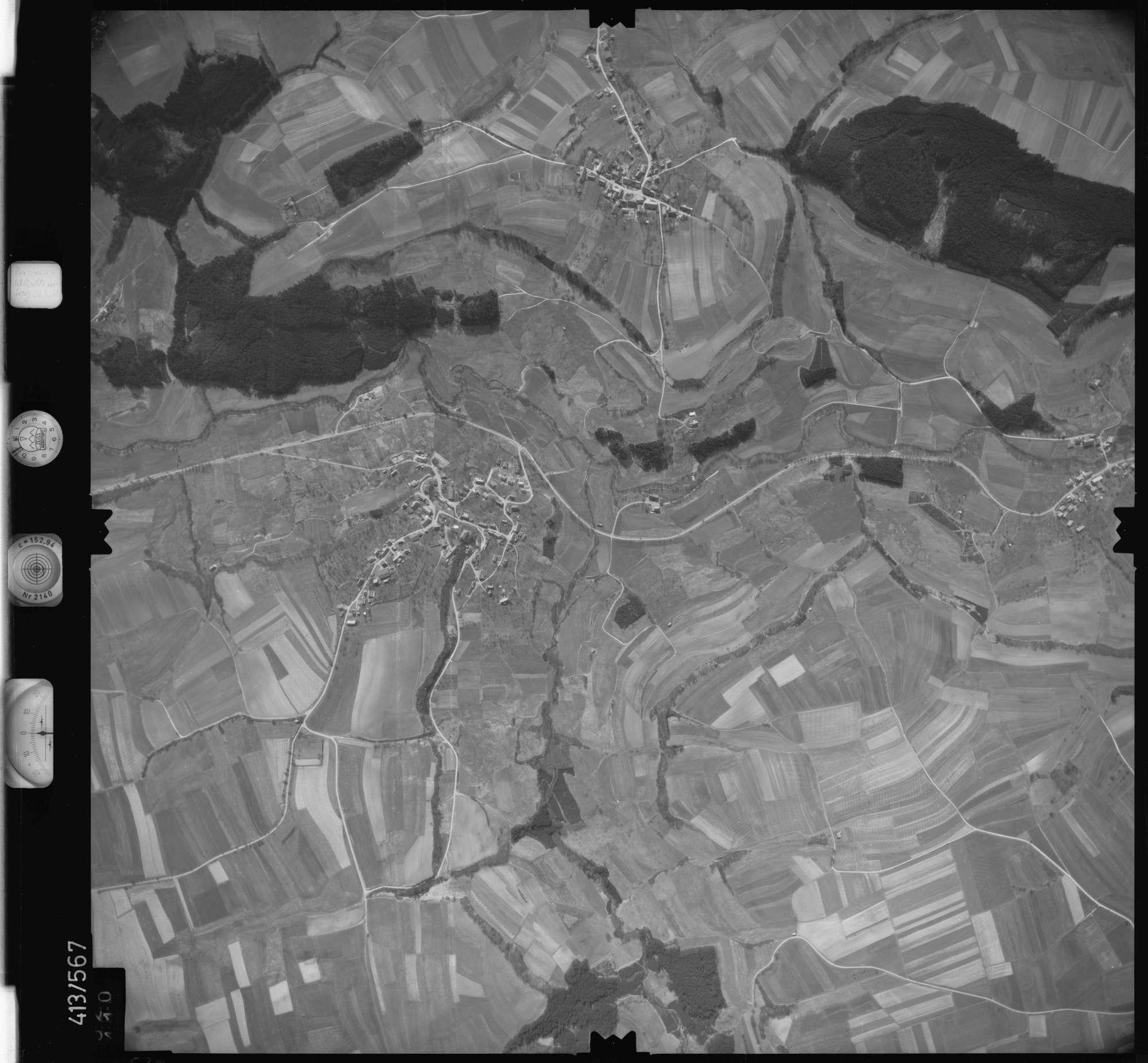 Luftbild: Film 6 Bildnr. 520, Bild 1