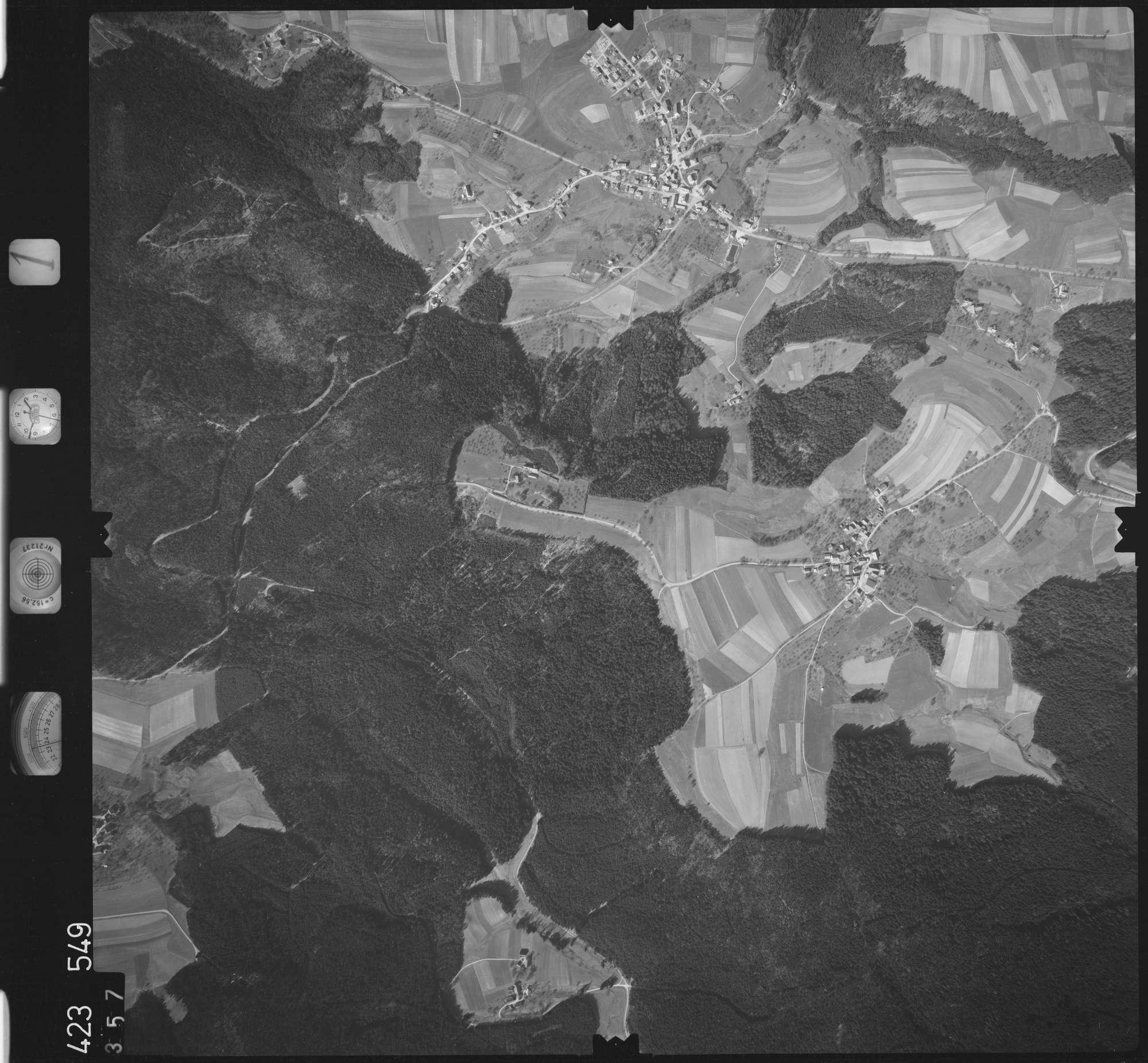 Luftbild: Film 1 Bildnr. 357, Bild 1