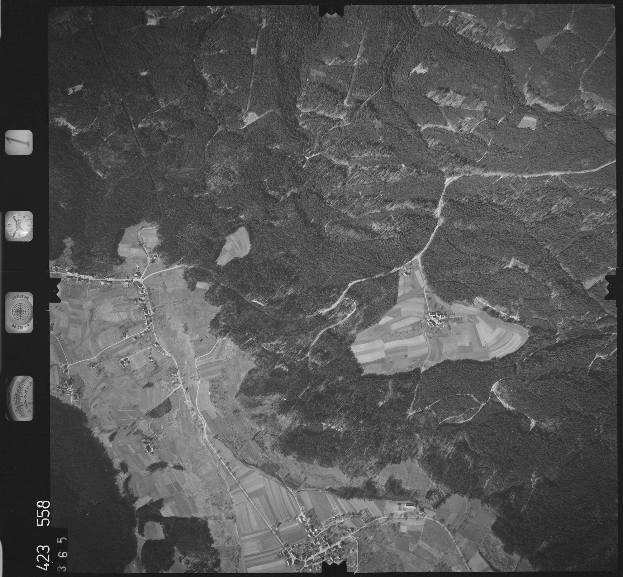 Luftbild: Film 1 Bildnr. 365, Bild 1