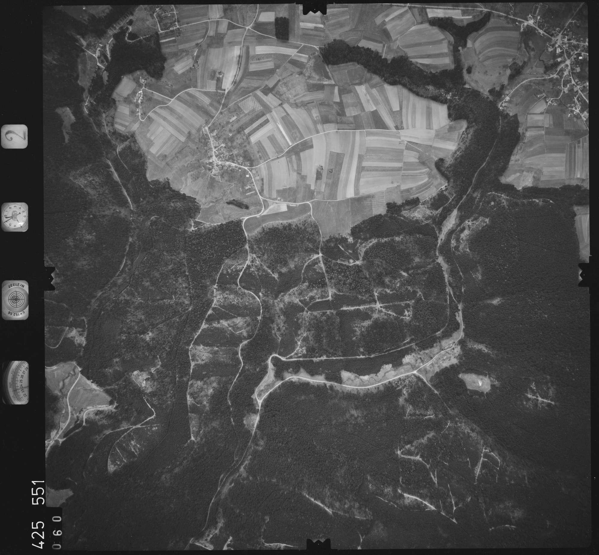 Luftbild: Film 2 Bildnr. 60, Bild 1