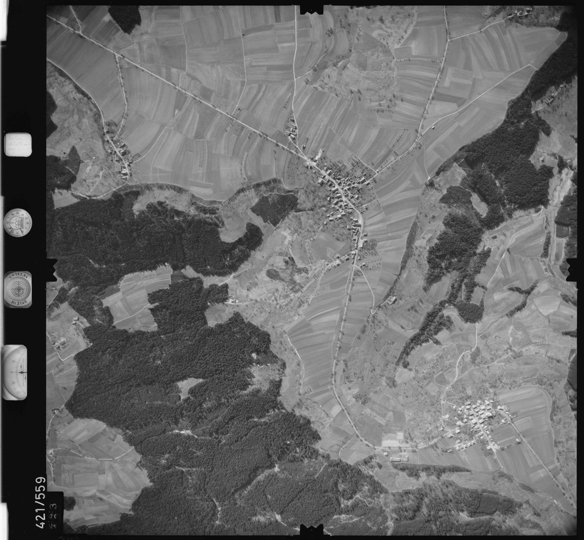Luftbild: Film 6 Bildnr. 243, Bild 1