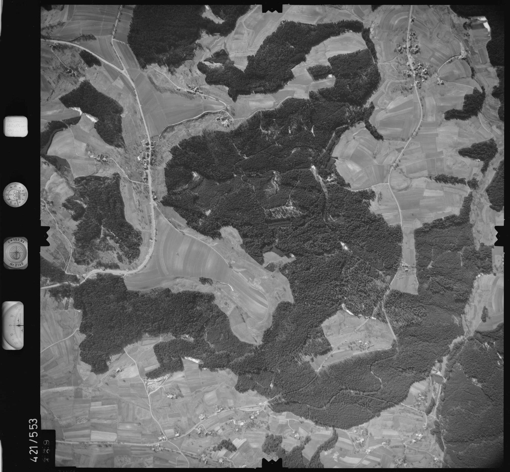 Luftbild: Film 6 Bildnr. 249, Bild 1