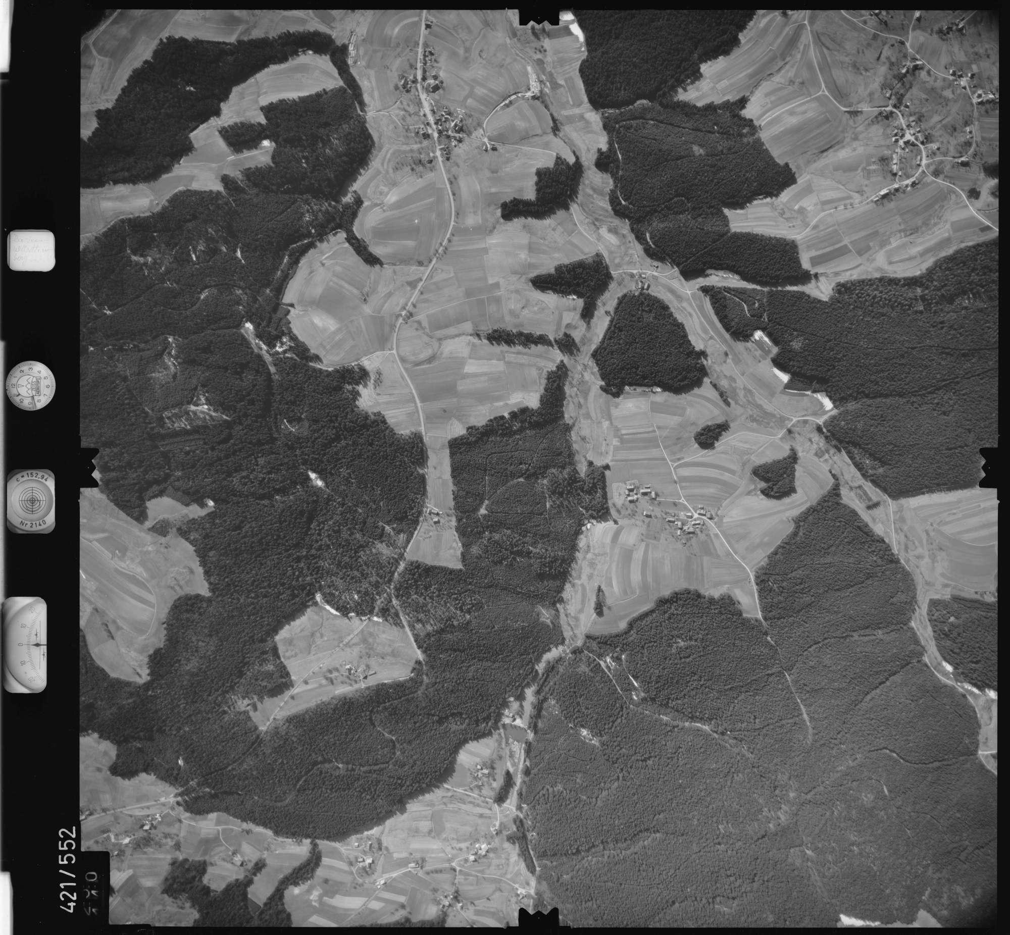 Luftbild: Film 6 Bildnr. 250, Bild 1