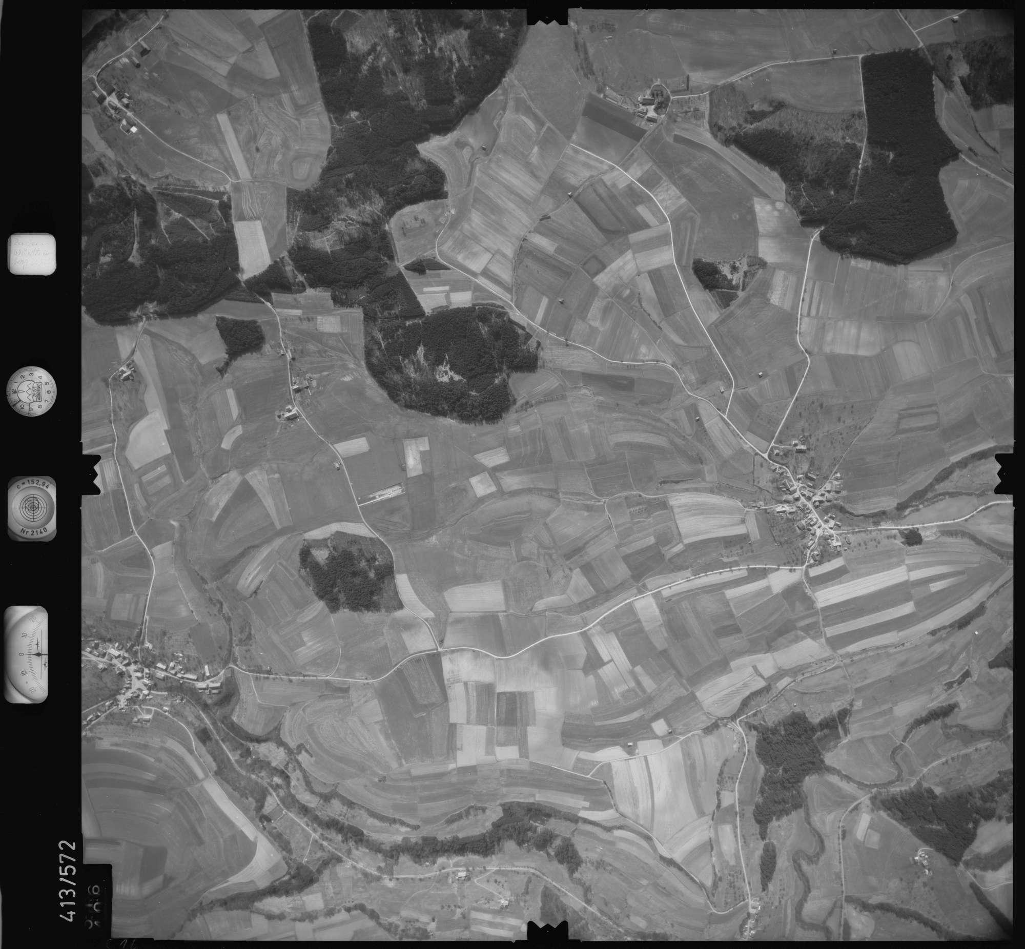Luftbild: Film 6 Bildnr. 516, Bild 1