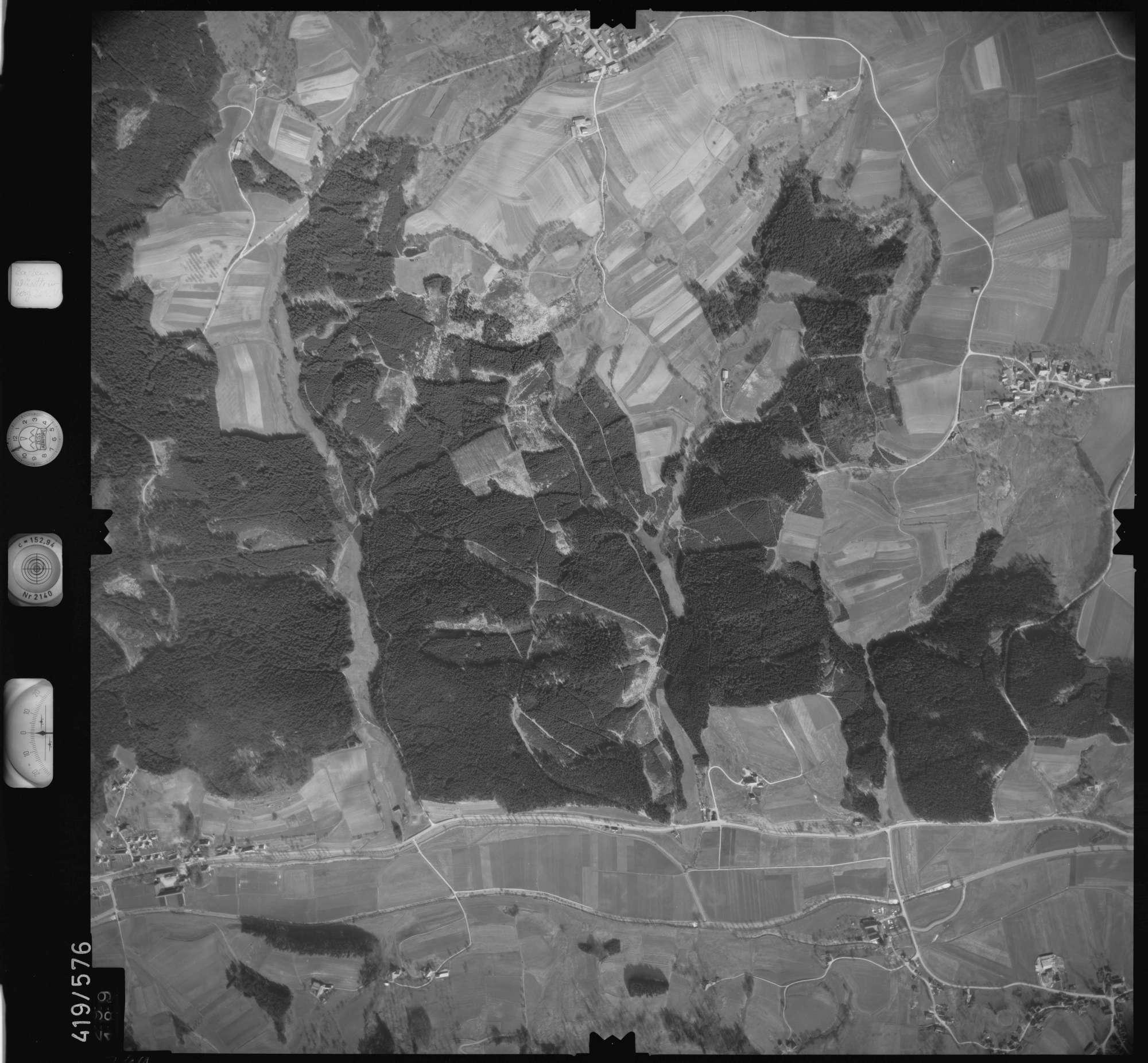 Luftbild: Film 6 Bildnr. 299, Bild 1