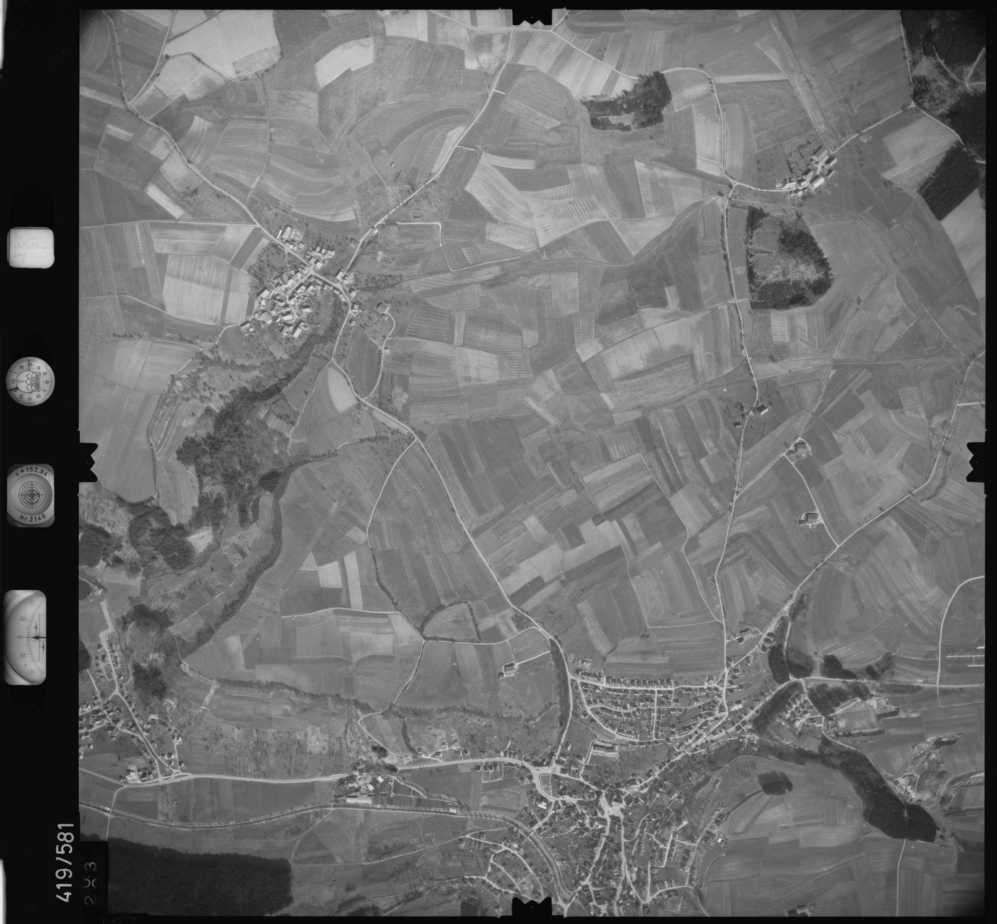 Luftbild: Film 6 Bildnr. 303, Bild 1