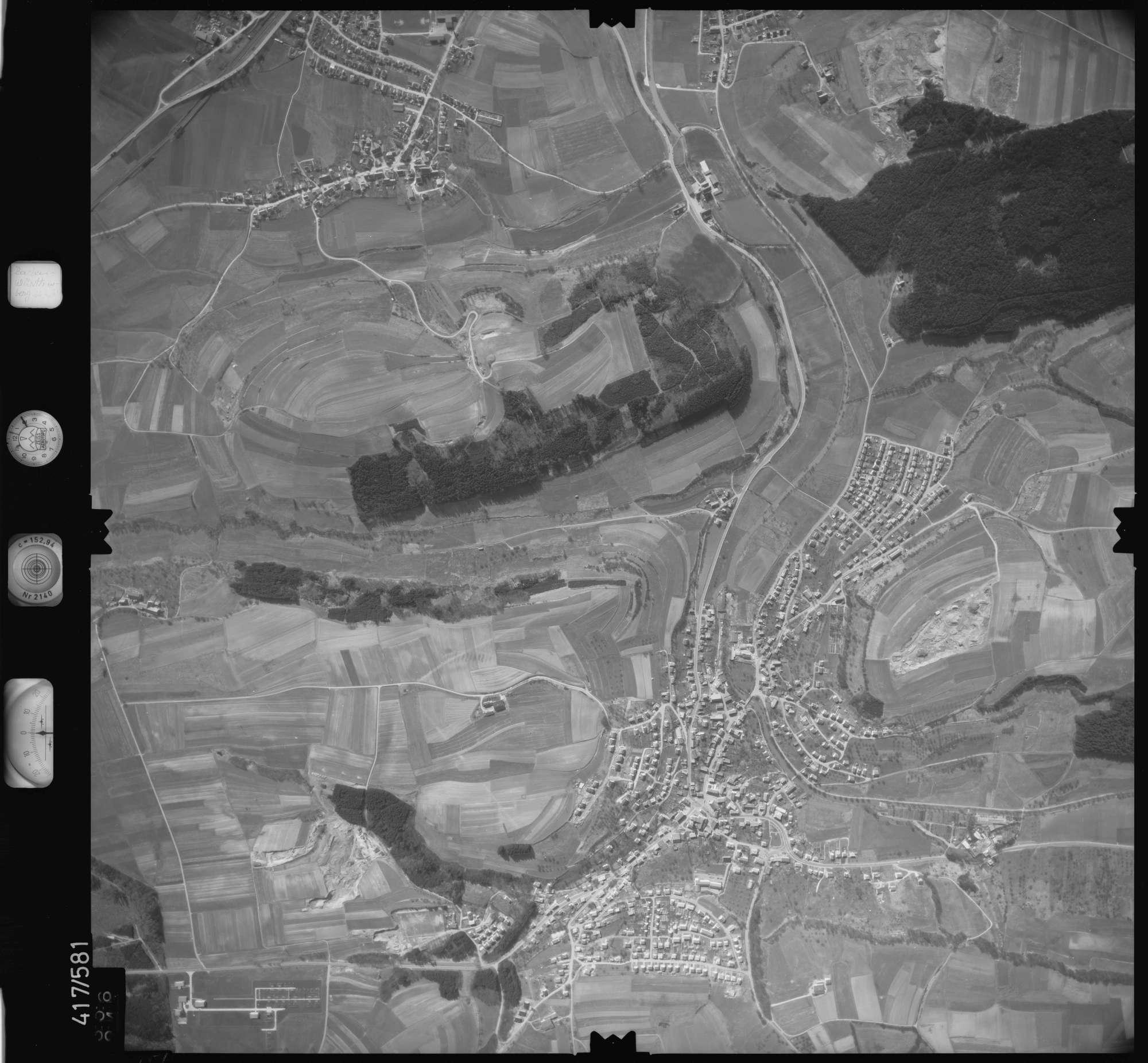 Luftbild: Film 6 Bildnr. 356, Bild 1