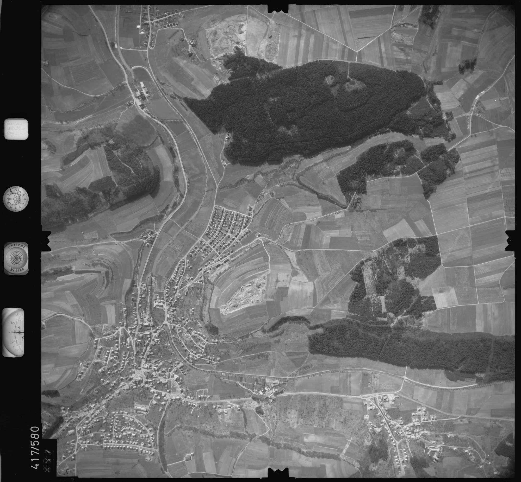 Luftbild: Film 6 Bildnr. 357, Bild 1