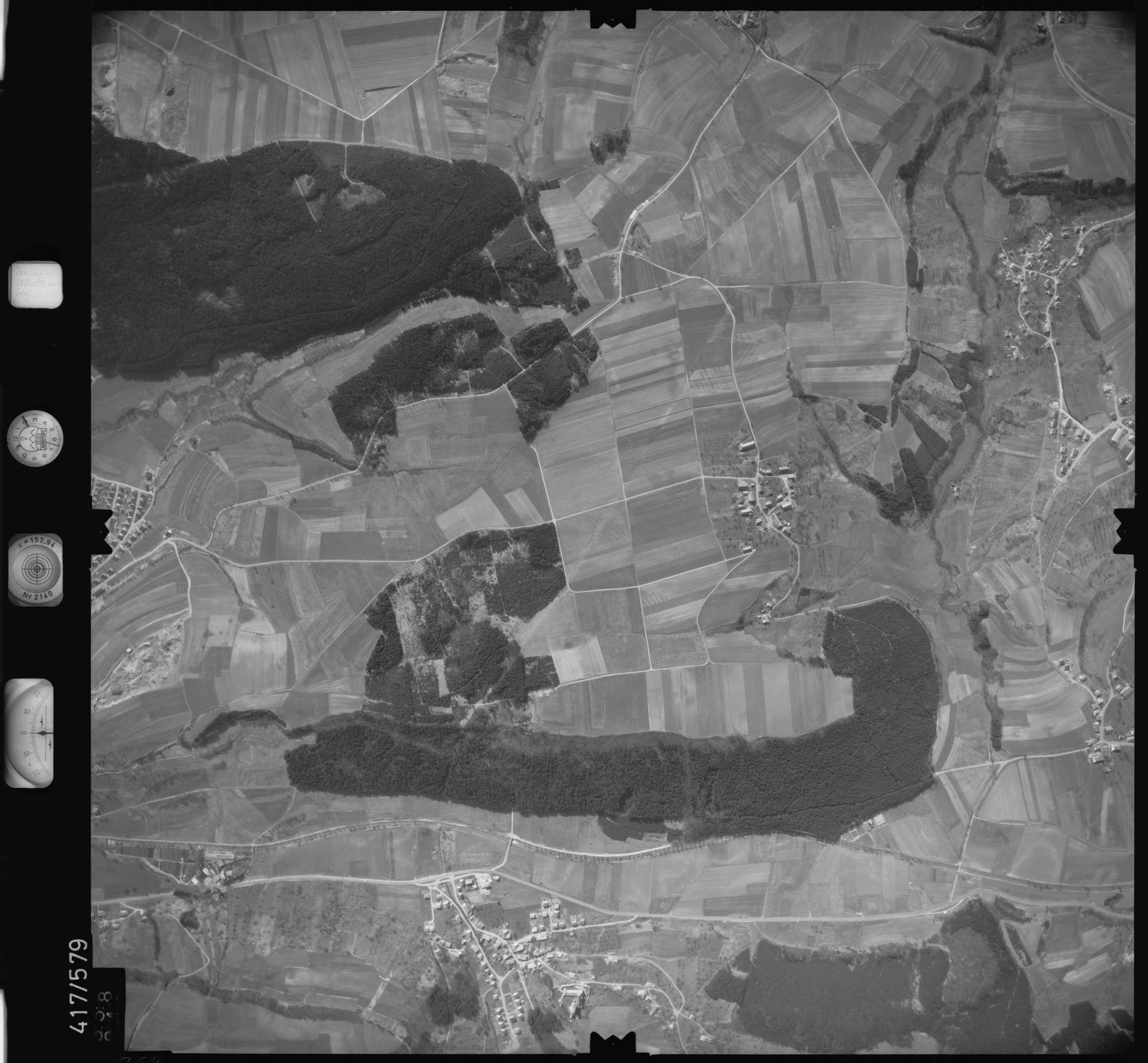Luftbild: Film 6 Bildnr. 358, Bild 1