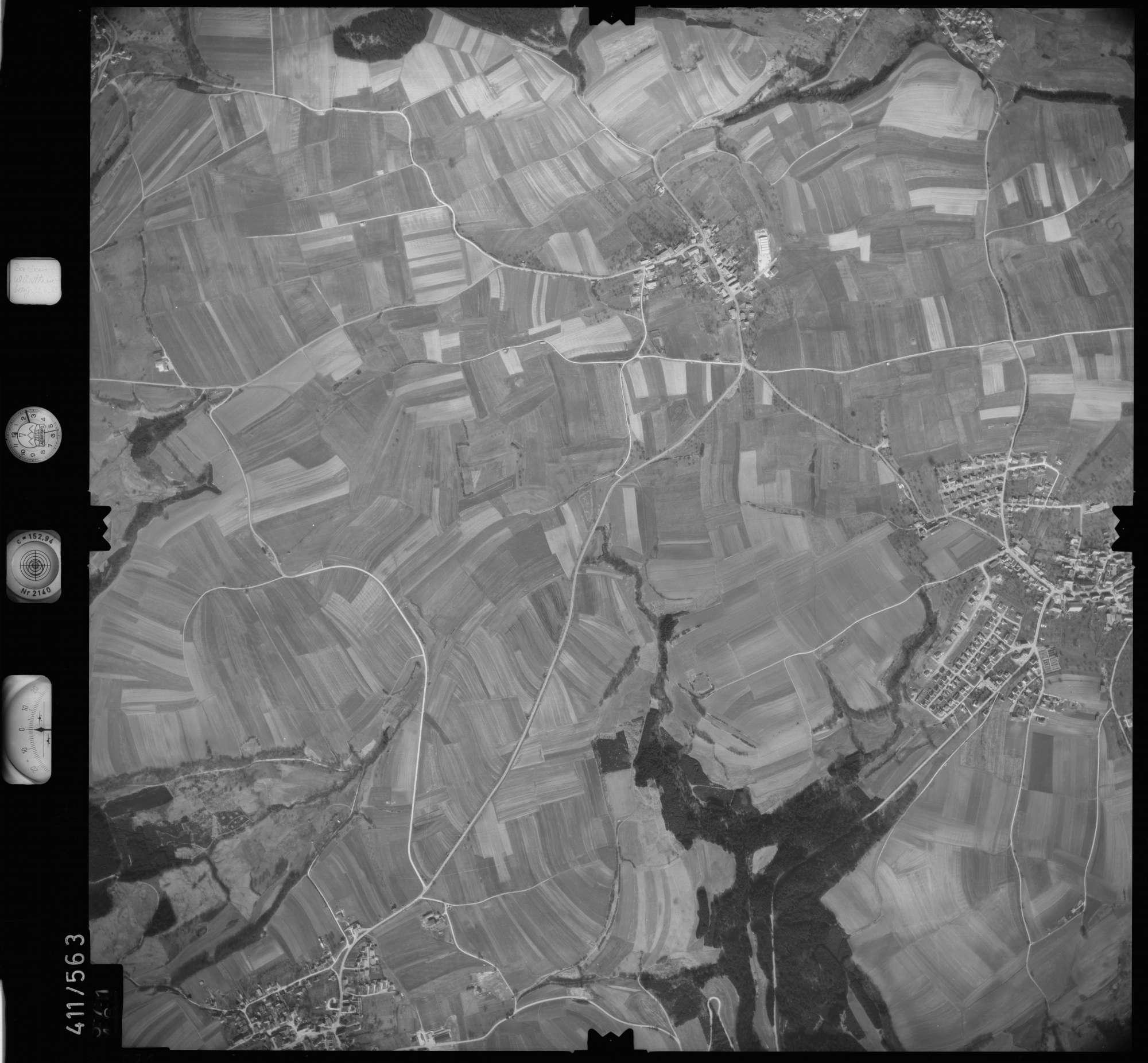 Luftbild: Film 7 Bildnr. 571, Bild 1