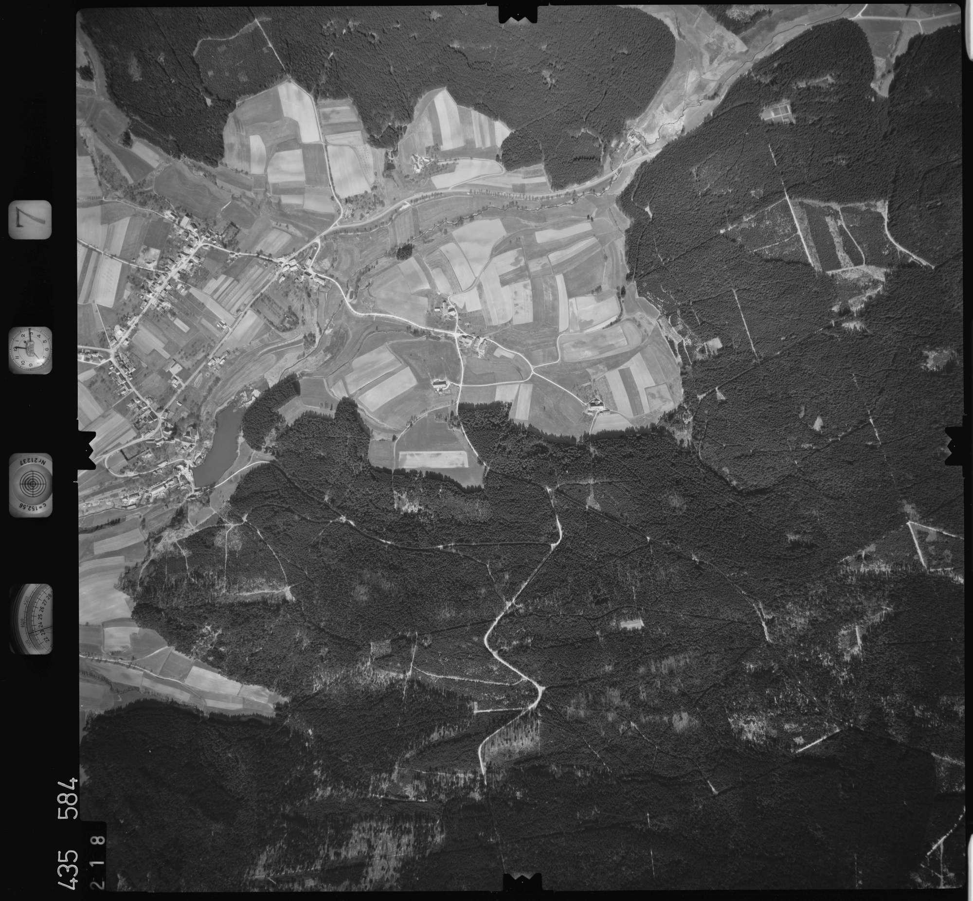Luftbild: Film 7 Bildnr. 218, Bild 1