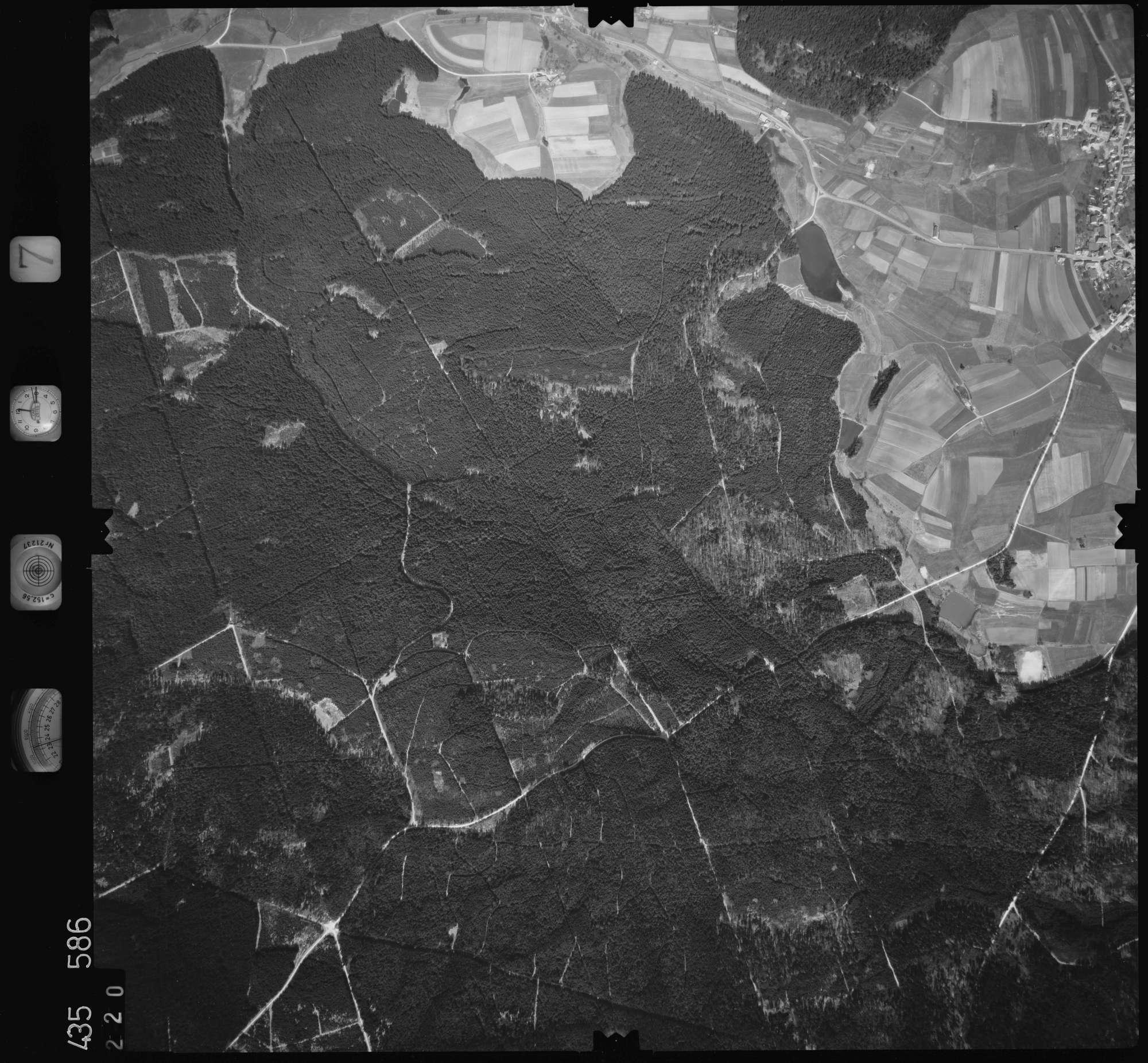 Luftbild: Film 7 Bildnr. 220, Bild 1