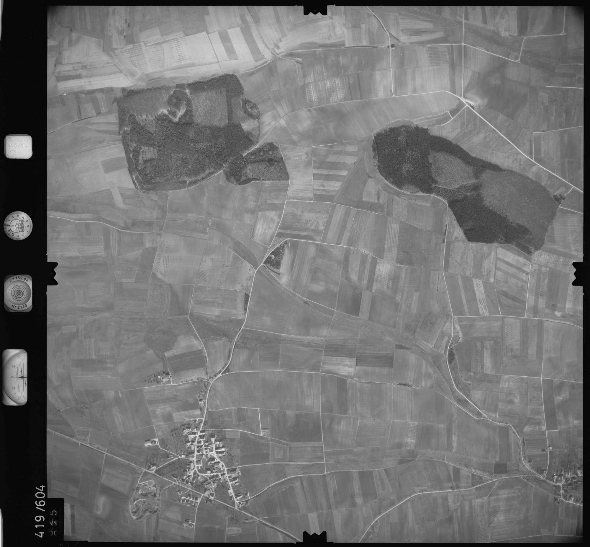 Luftbild: Film 6 Bildnr. 325, Bild 1