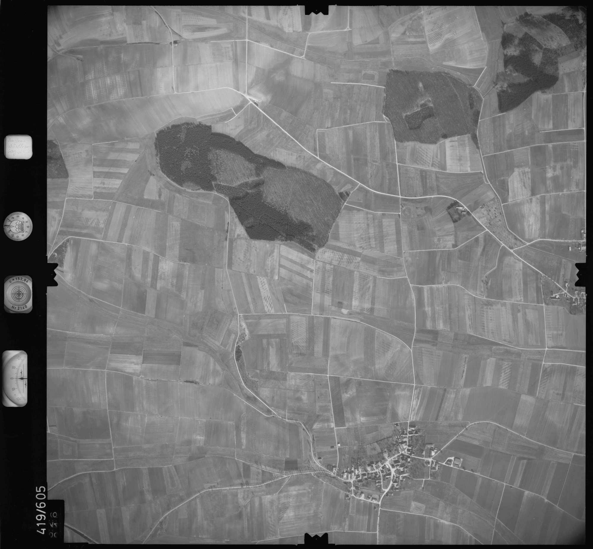 Luftbild: Film 6 Bildnr. 326, Bild 1