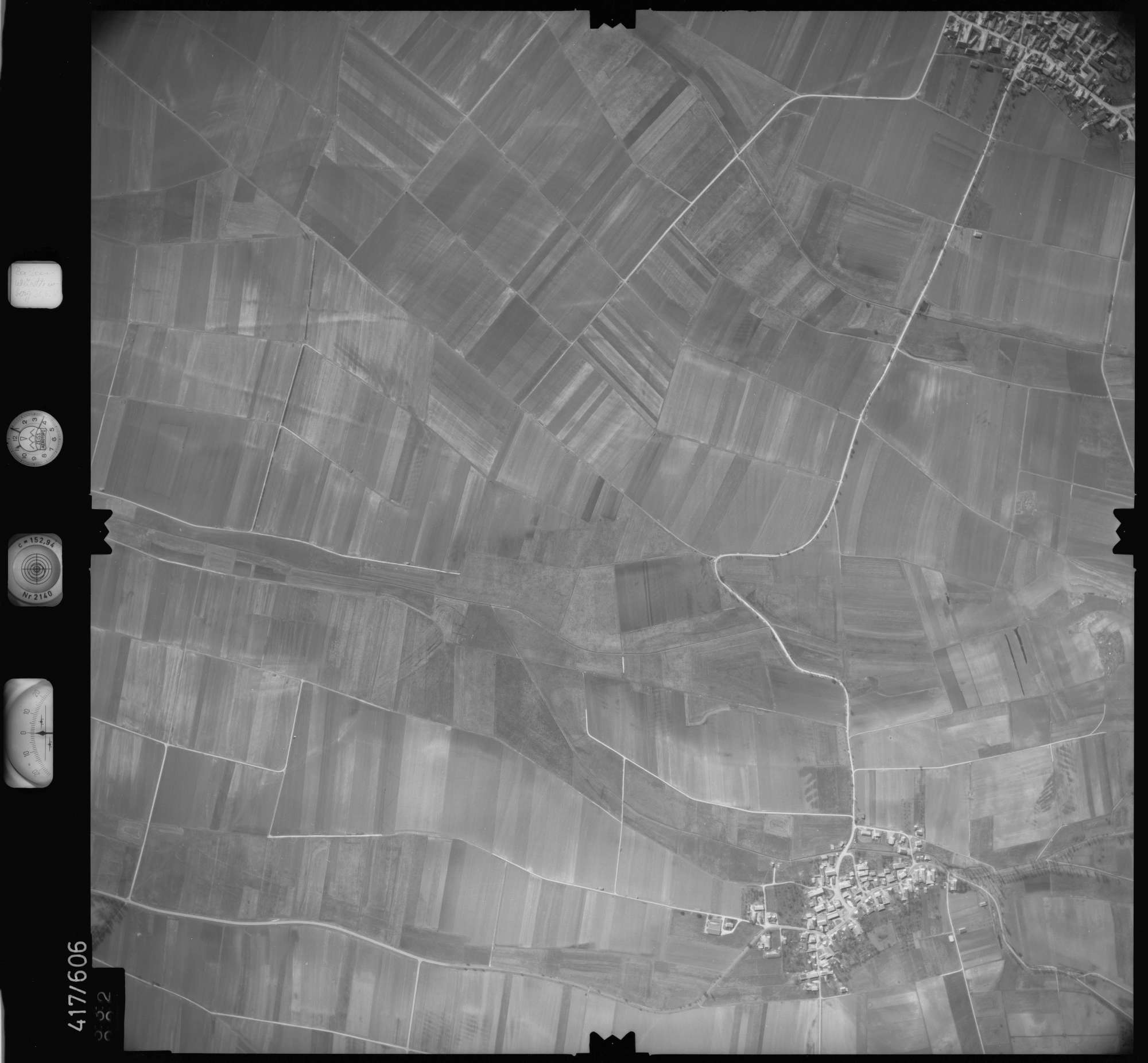 Luftbild: Film 6 Bildnr. 332, Bild 1