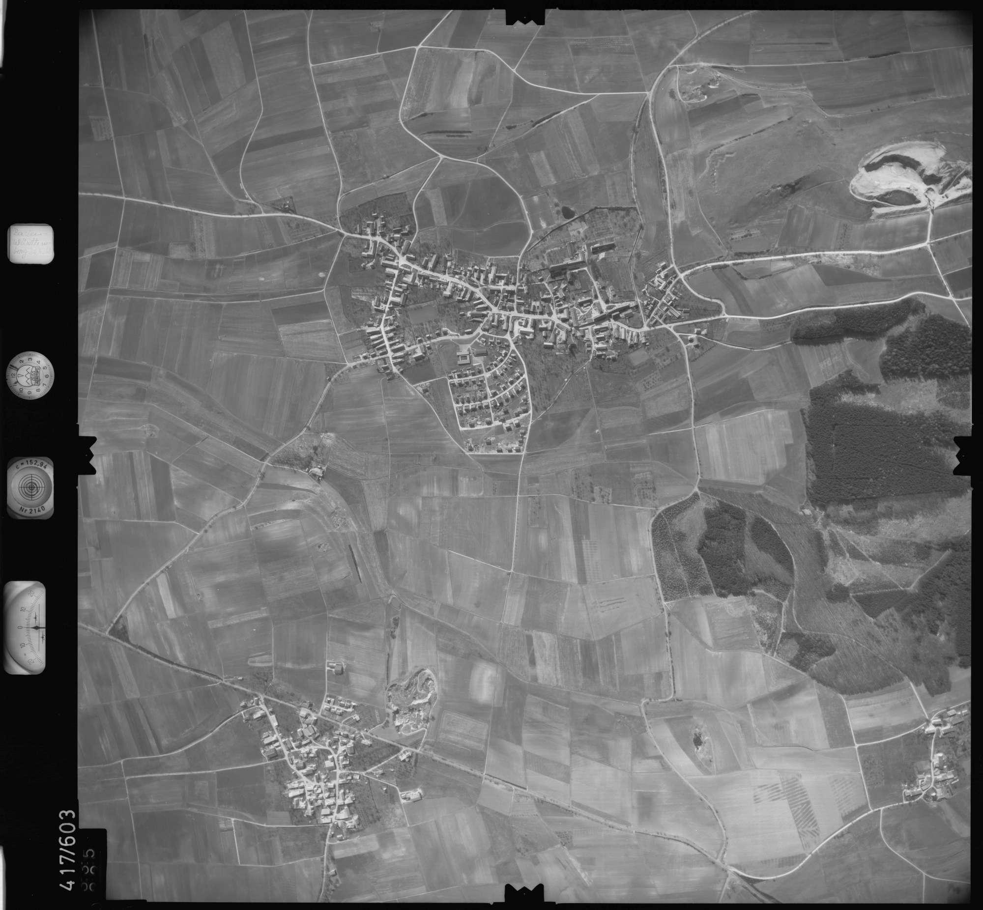 Luftbild: Film 6 Bildnr. 335, Bild 1