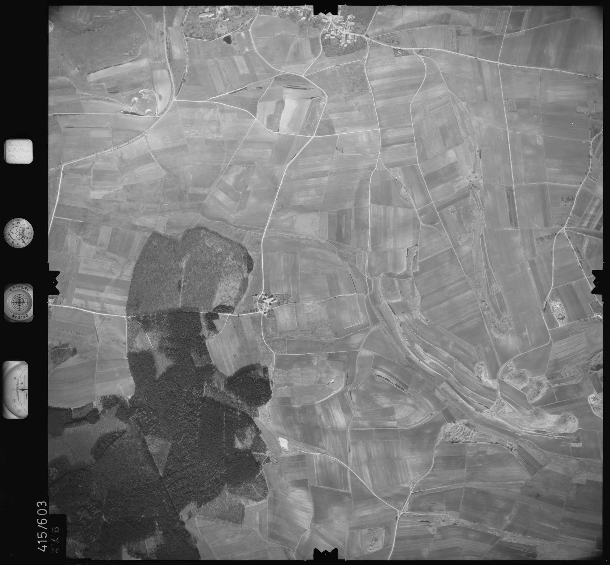 Luftbild: Film 6 Bildnr. 476, Bild 1