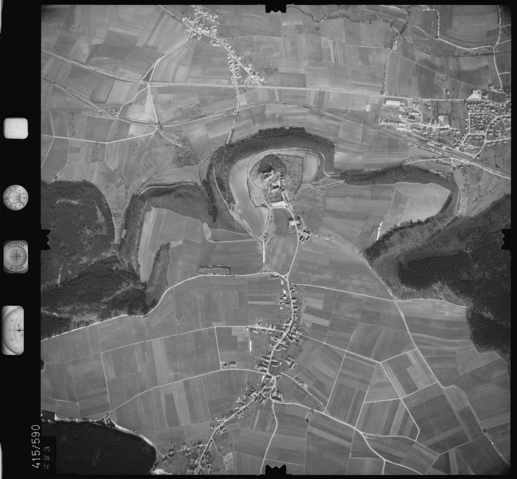 Luftbild: Film 6 Bildnr. 463, Bild 1