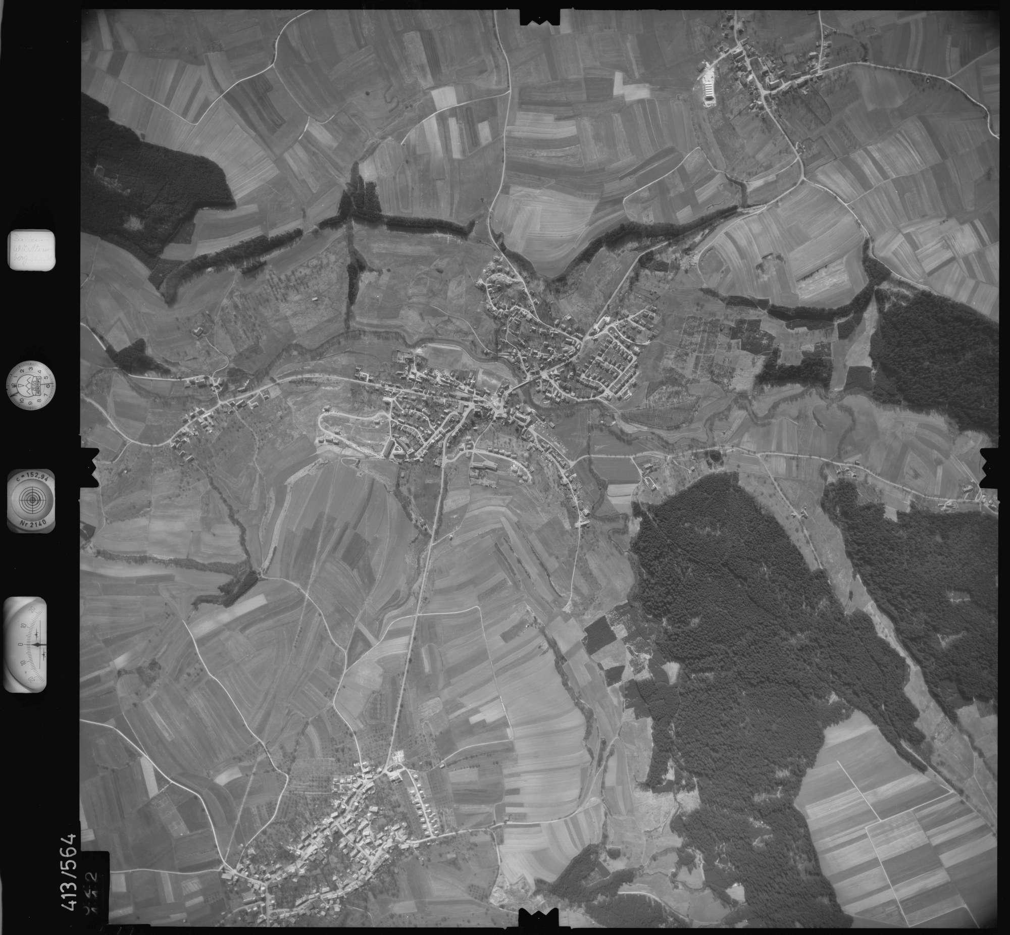 Luftbild: Film 6 Bildnr. 522, Bild 1