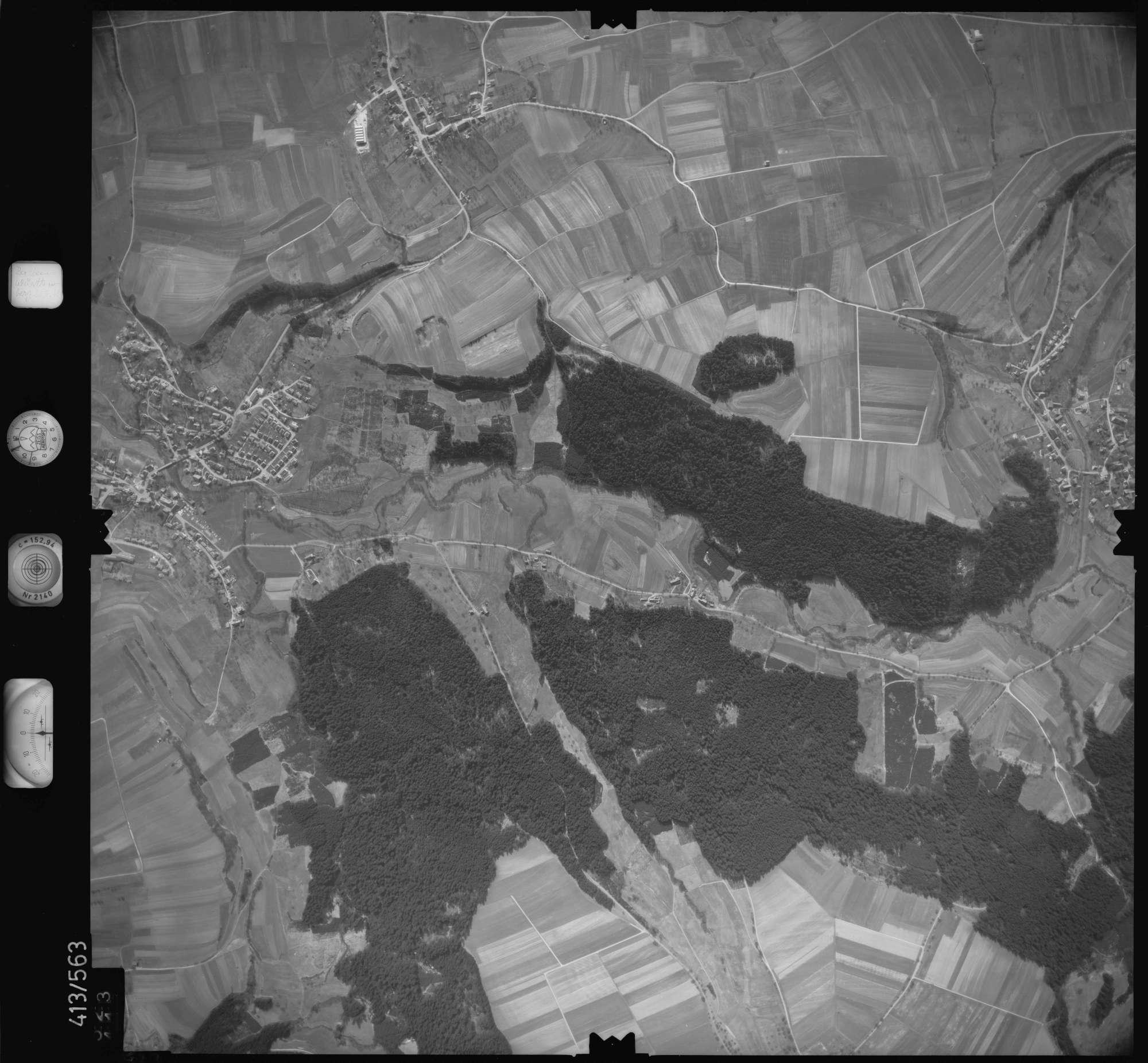 Luftbild: Film 6 Bildnr. 523, Bild 1