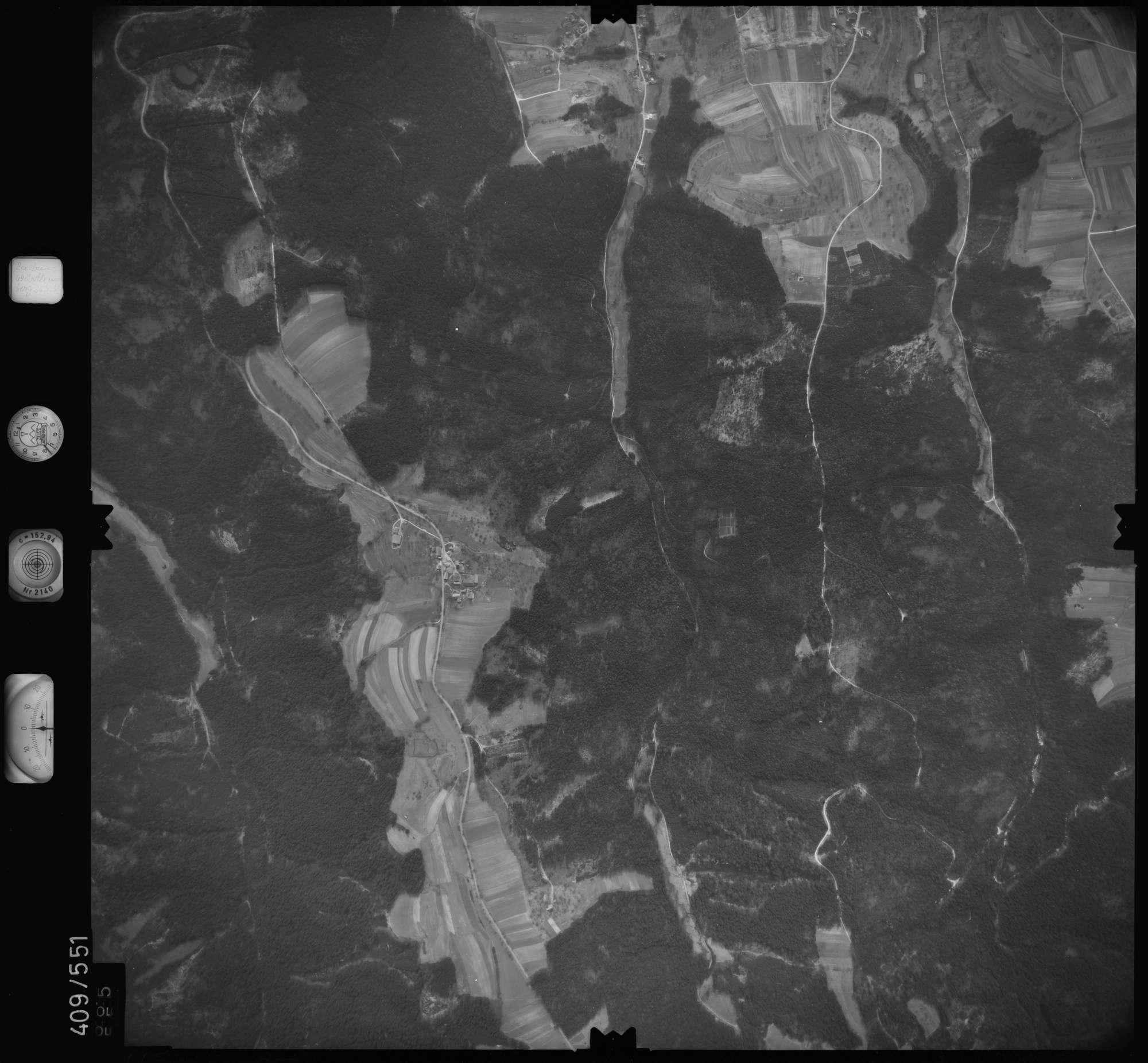 Luftbild: Film 7 Bildnr. 665, Bild 1