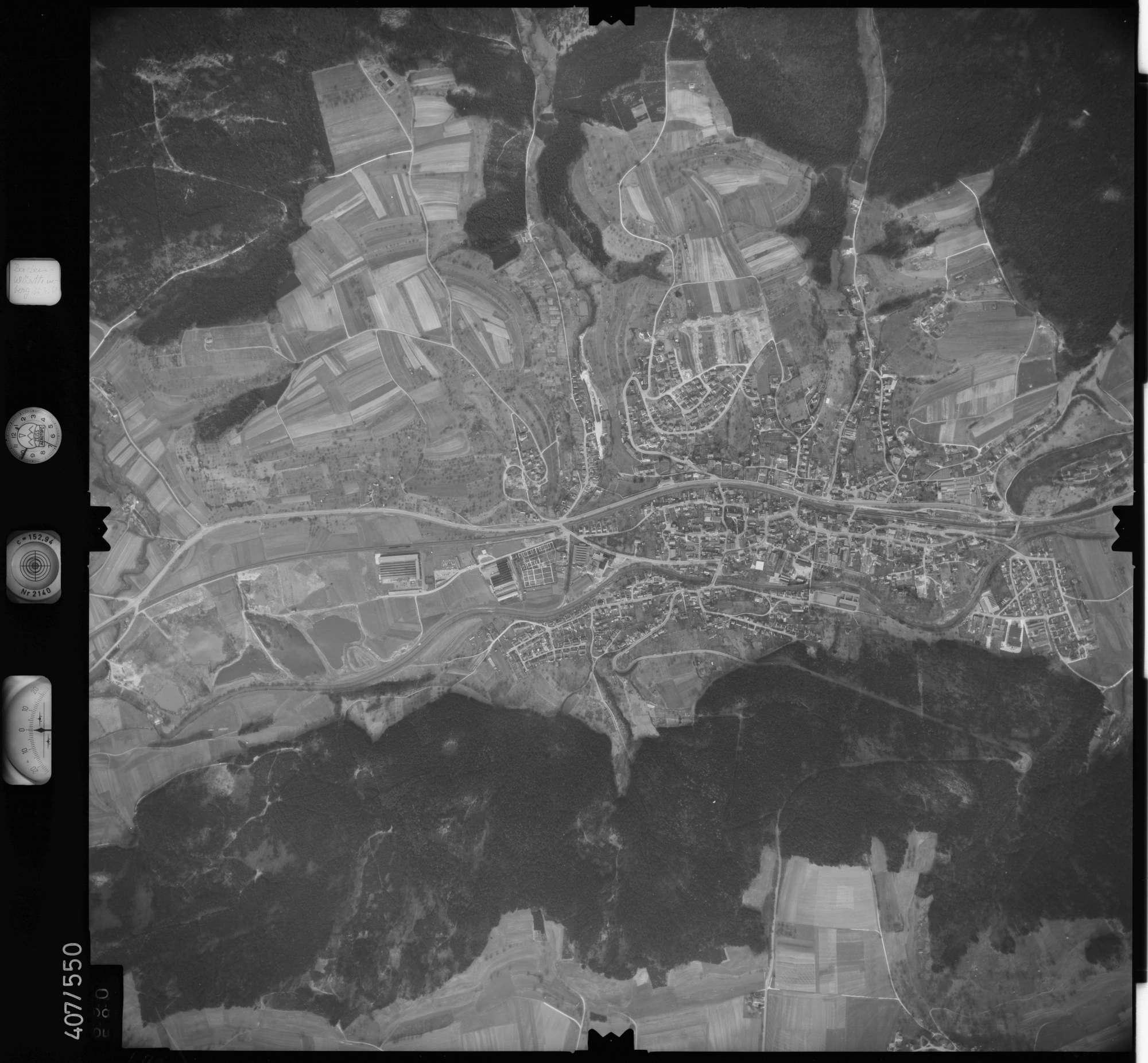 Luftbild: Film 7 Bildnr. 690, Bild 1